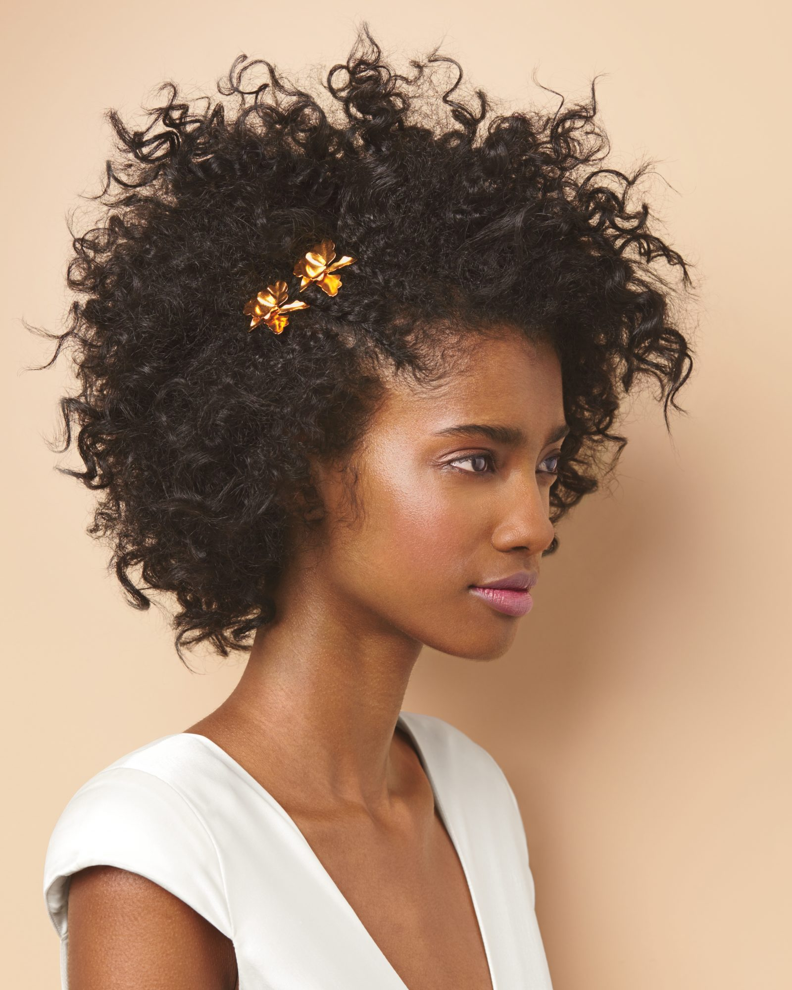 3 Ways To Wear Curly Hair For Your Walk Down The Aisle Martha Stewart