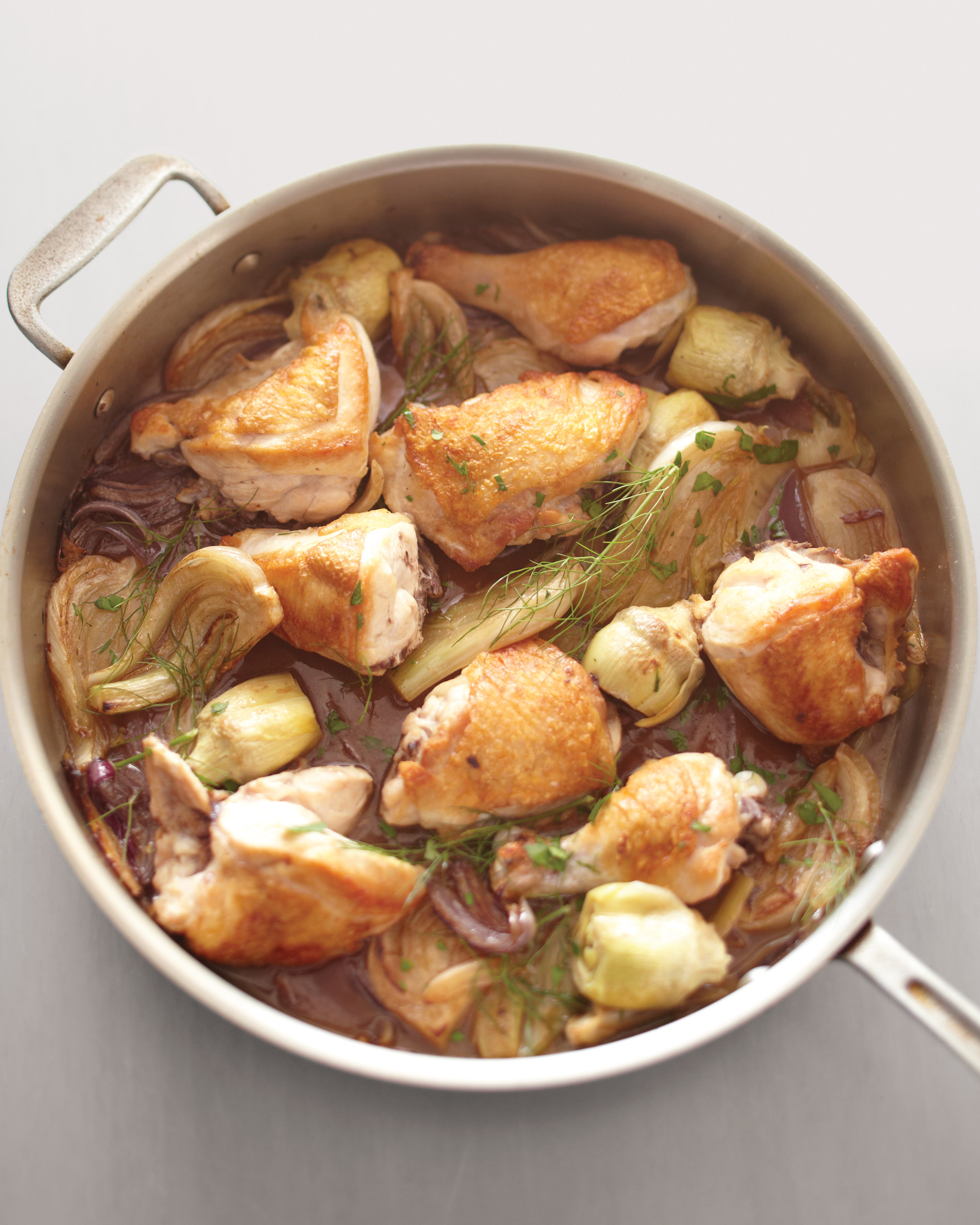 One-Pot Chicken Recipes for Hectic Weeknights