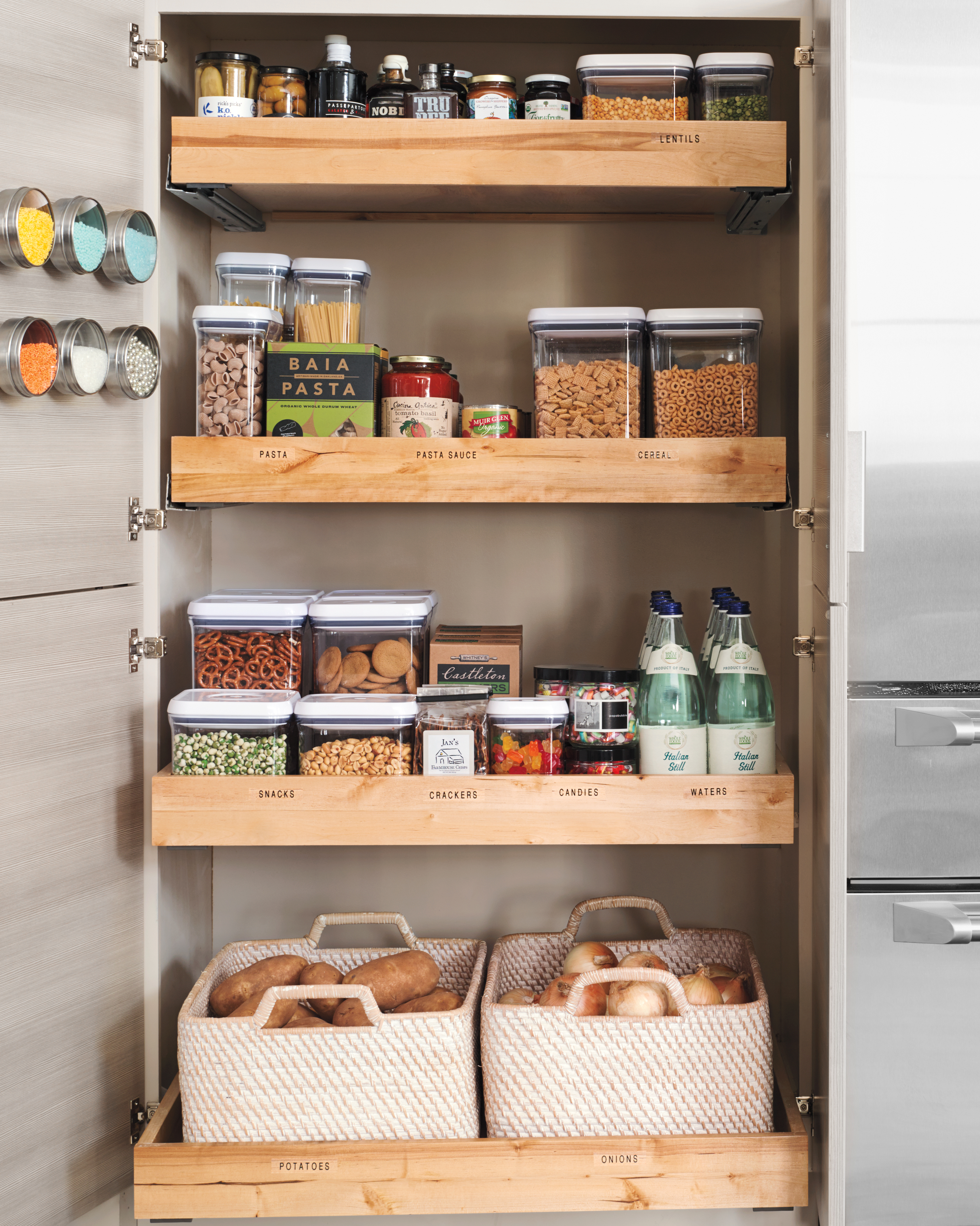 The Prettiest Labels To Help You Stay Organized