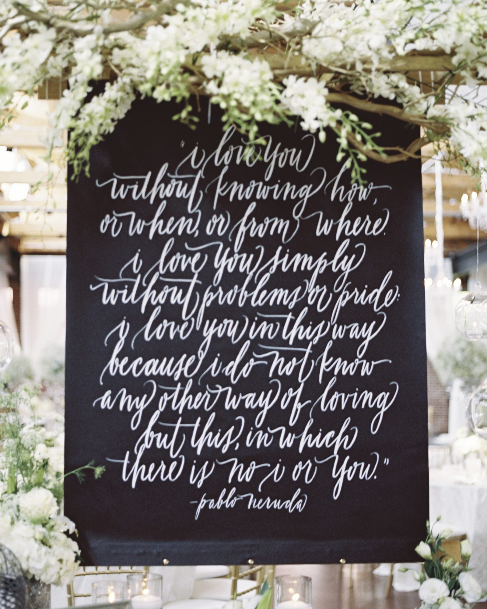 90 Short And Sweet Love Quotes That Will Speak Volumes At Your Wedding Martha Stewart