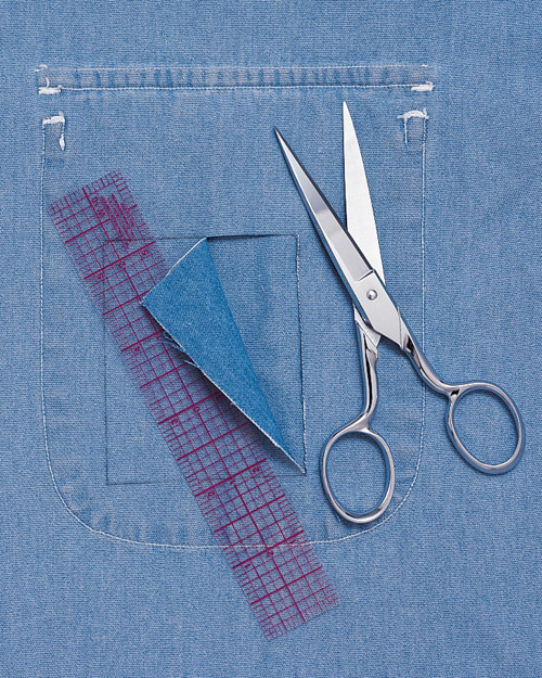 Clothing Repair 101: How to Patch a Hole, Mend a Seam, and