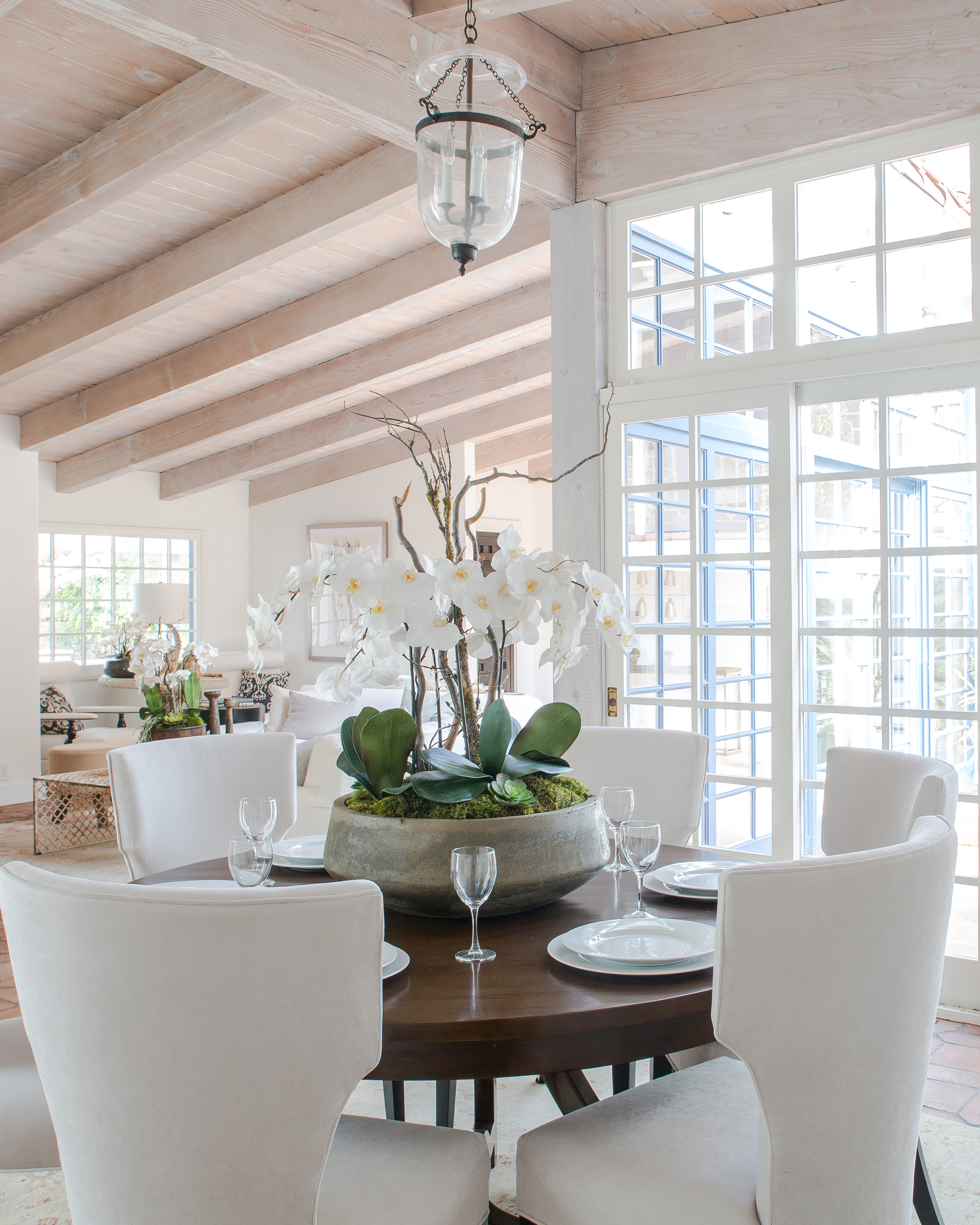 Image of: Feast Your Eyes Gorgeous Dining Room Decorating Ideas Martha Stewart