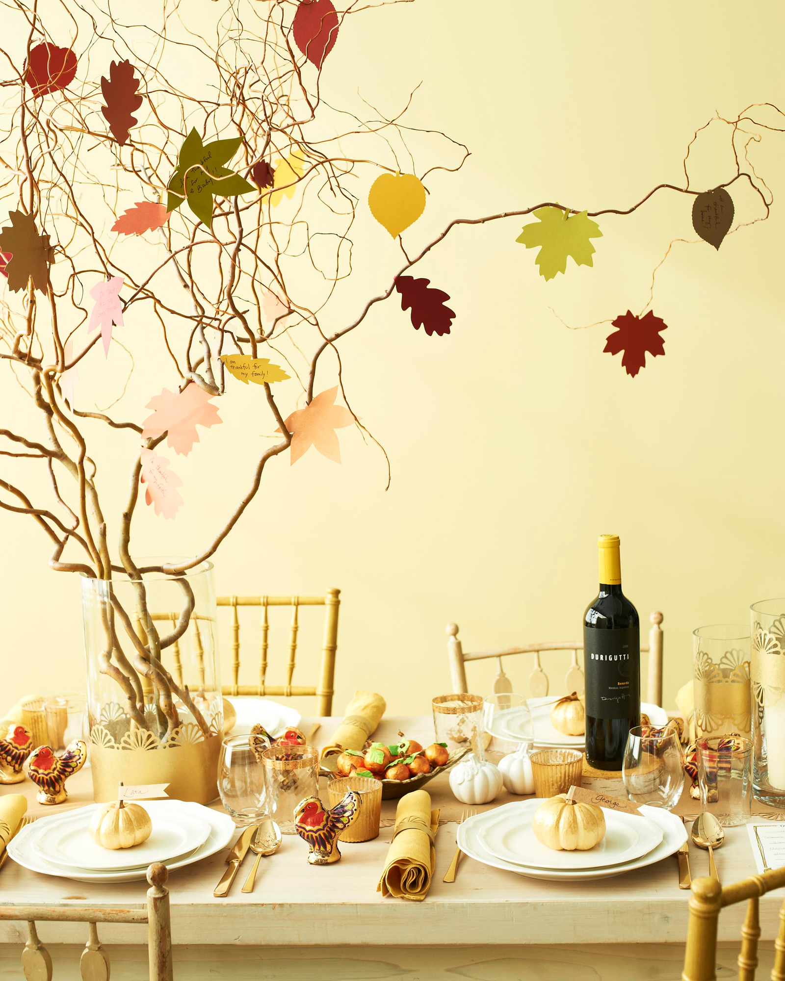 Darcy Miller s Thanksgiving Table Brings Kids and Adults