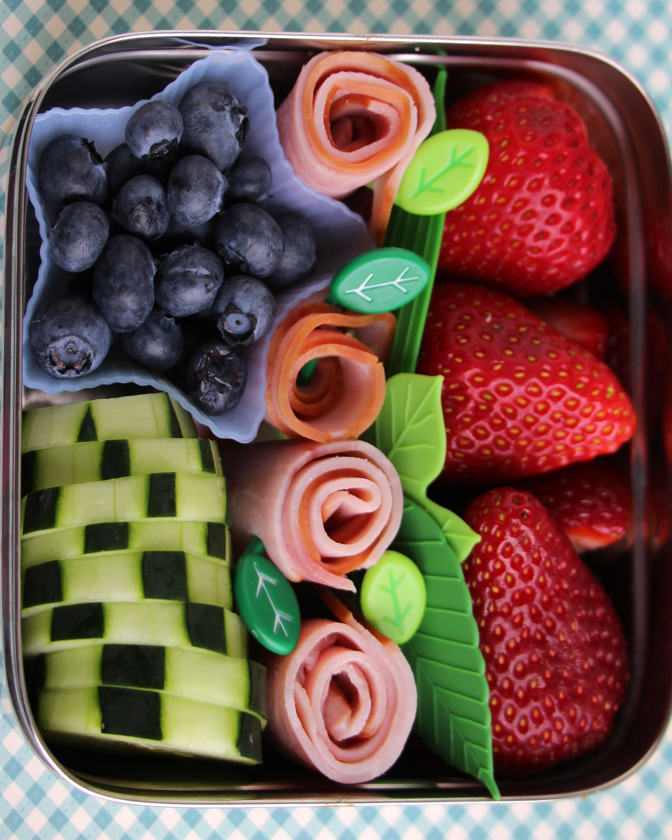 15 Super-Cool Kids' Bento-Box Lunches You Can Actually Make
