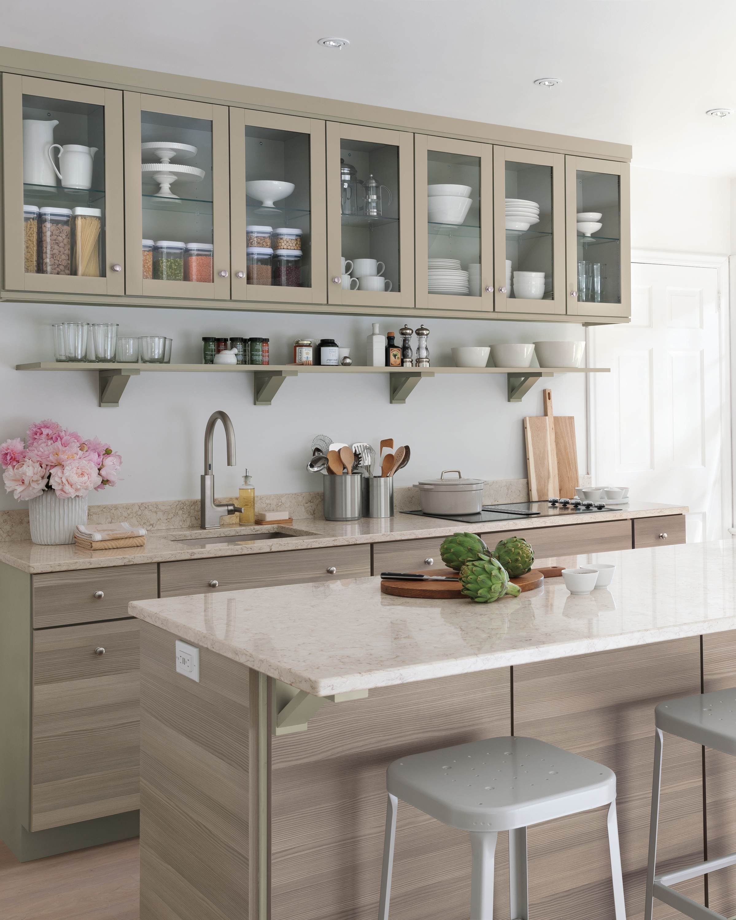 Before and After: Martha's Amazing Maple Avenue Kitchen Makeover
