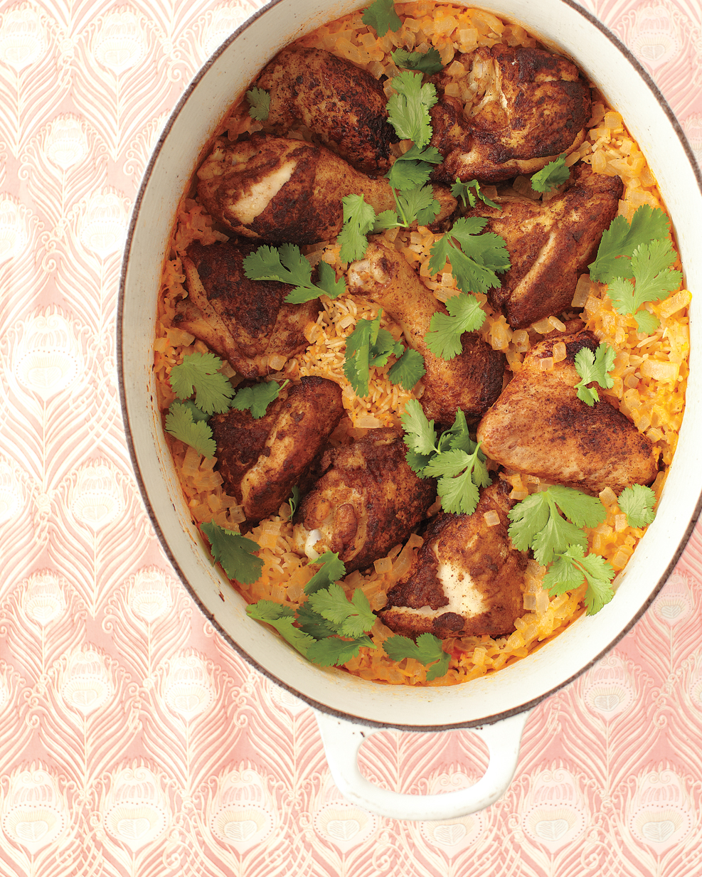 10 Delicious Ways to Serve Chicken and Rice for Dinner
