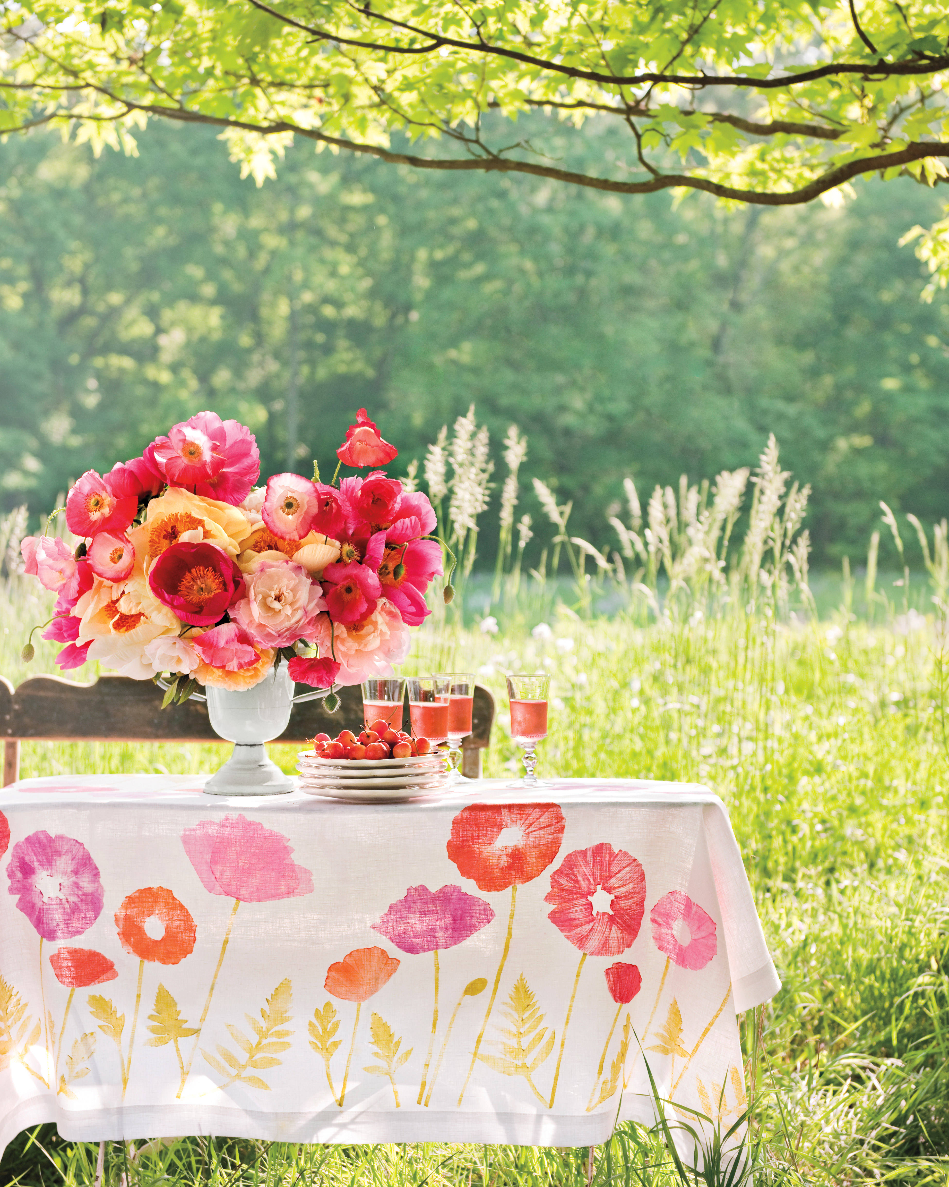 20 Of Our Most Beautiful Garden Party Ideas Martha Stewart