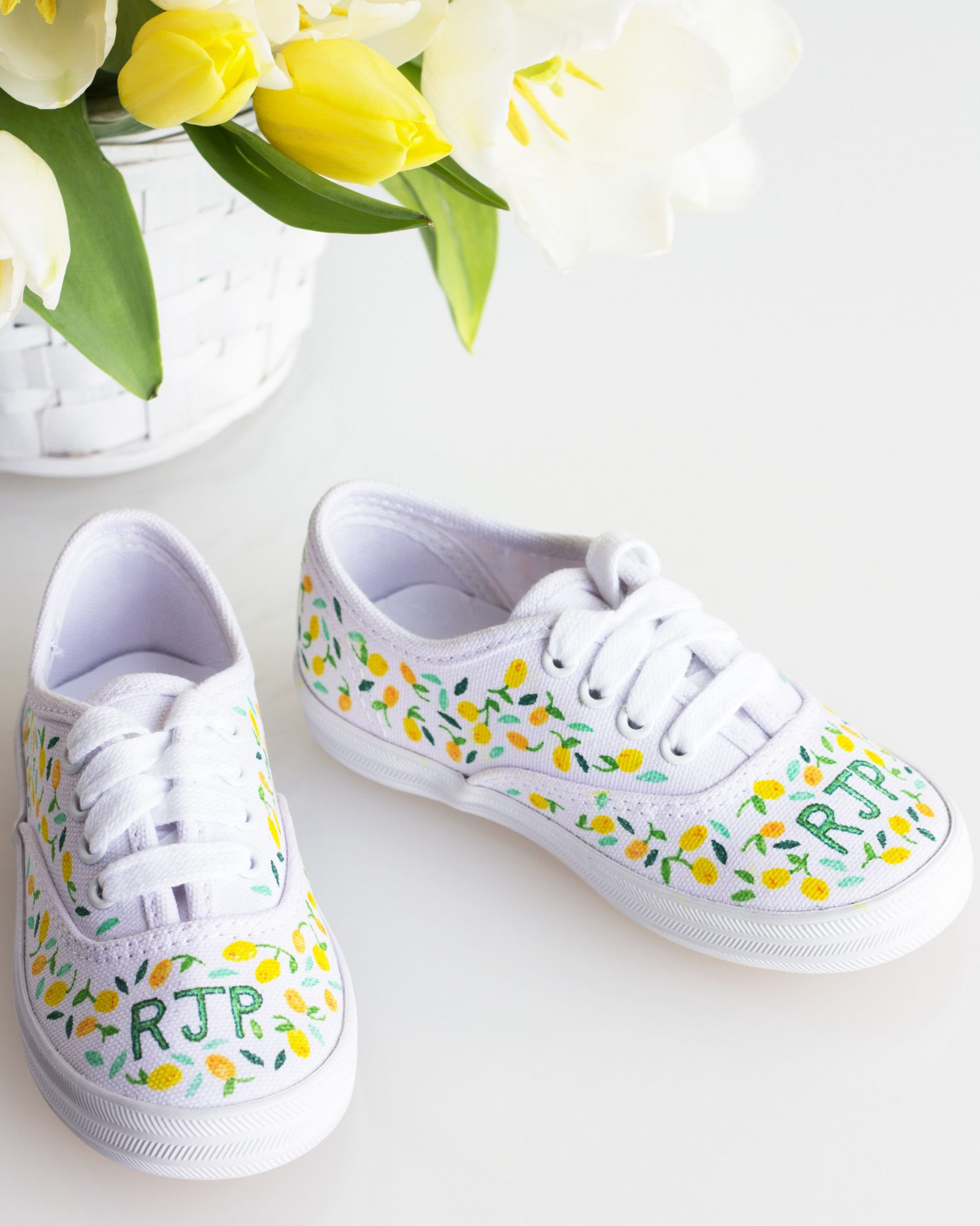 DIY Personalized Sneakers for Your