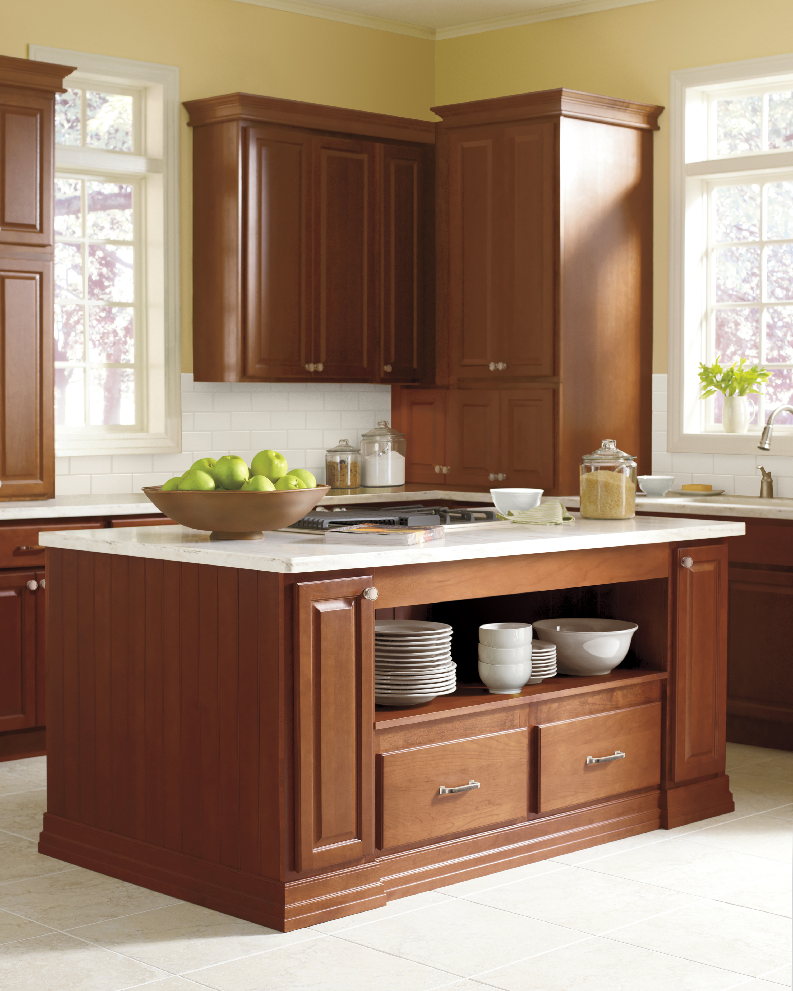 Martha Stewart Kitchen Cabinet Reviews: How To Seriously Deep Clean Your Kitchen Cabinets