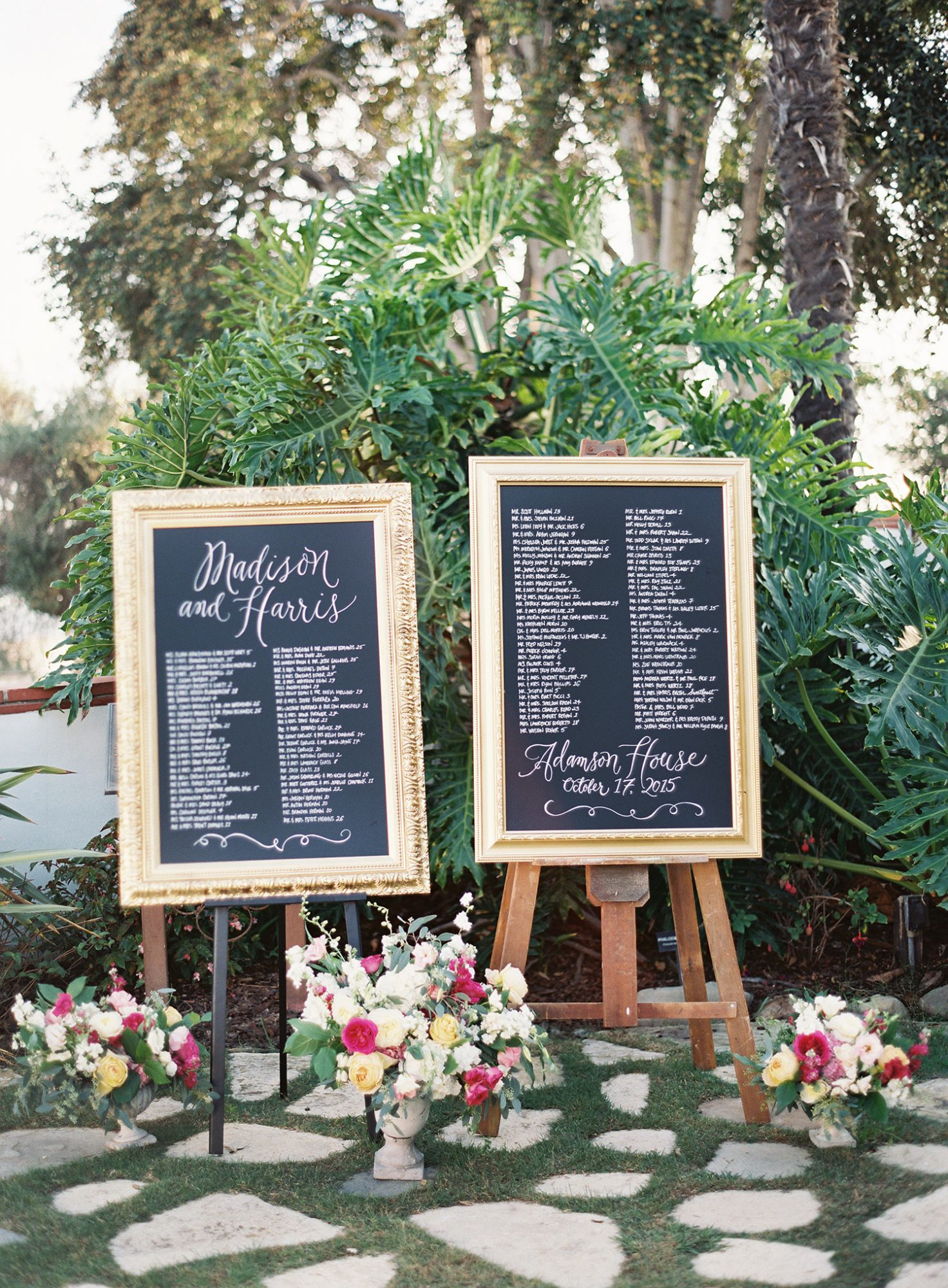 25 Unique Wedding Seating Charts To Guide Guests To Their Tables Martha Stewart