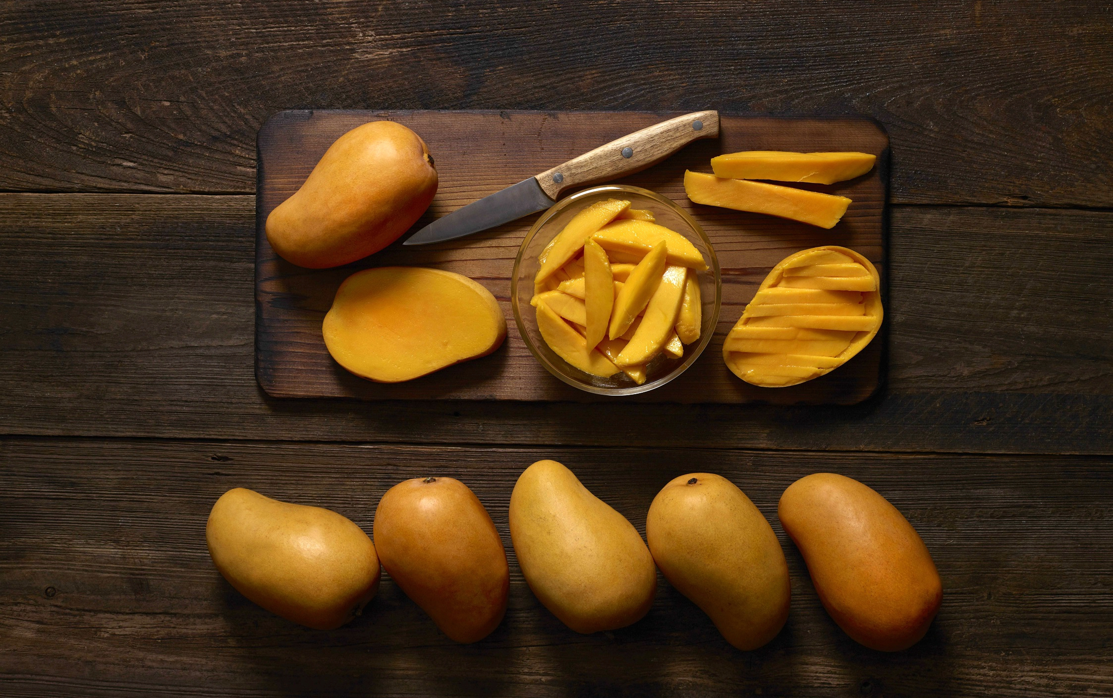 The Honey Mango Is the Newest Fruit In Town (Sort Of)