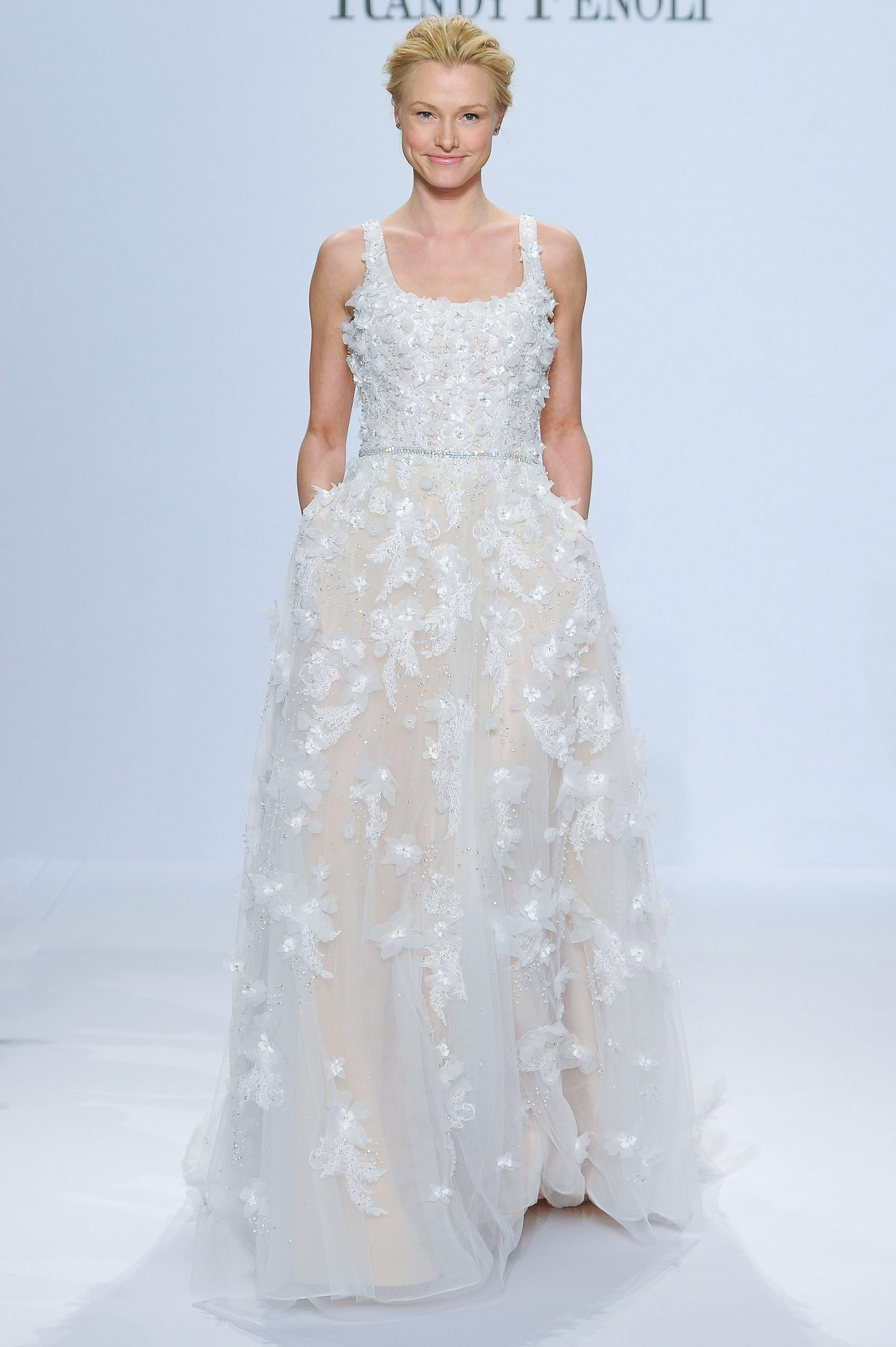 Randy Fenoli Spring 9 Wedding Dress Collection  Martha Stewart