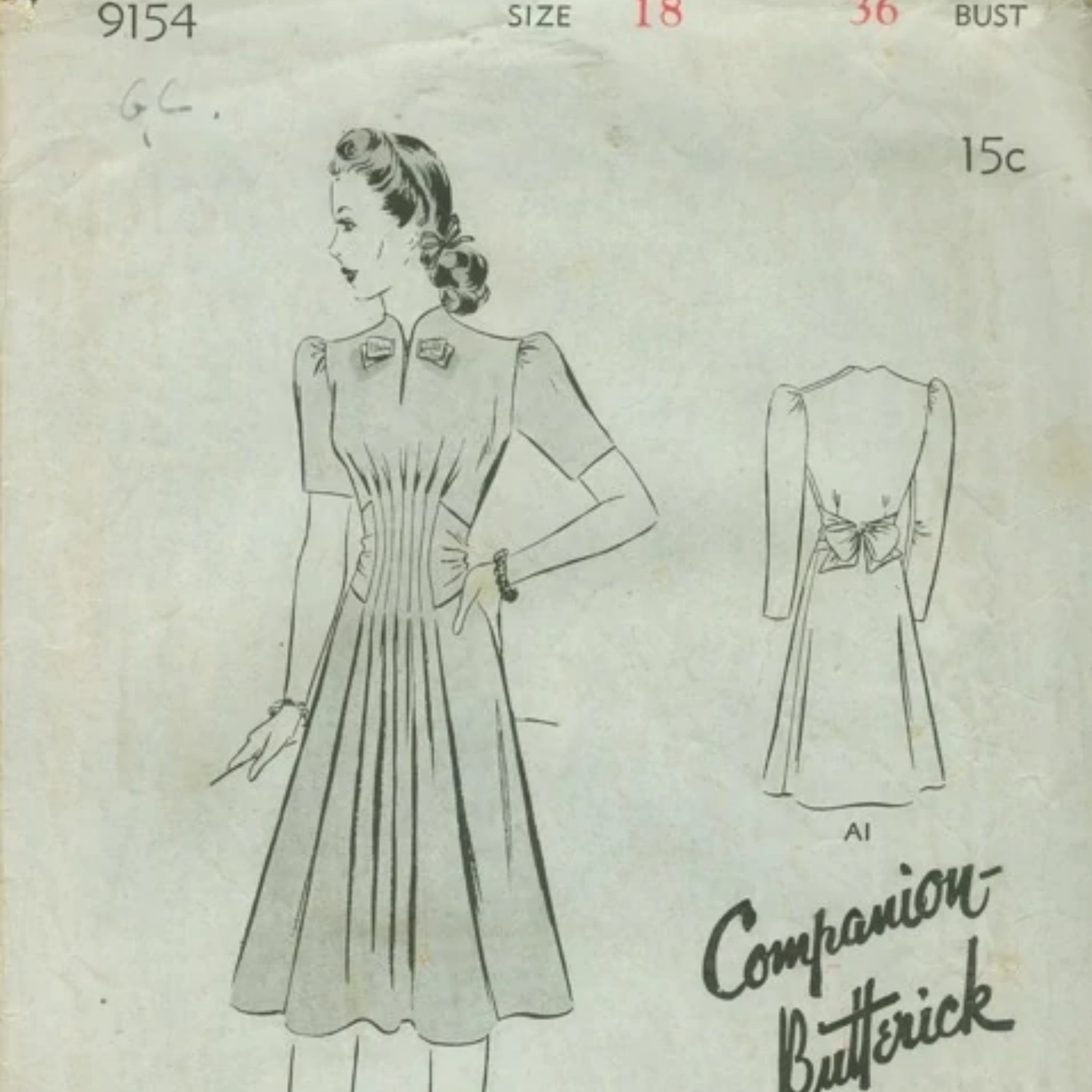 83 500 Vintage Sewing Patterns Are Now Available For You To See Martha Stewart