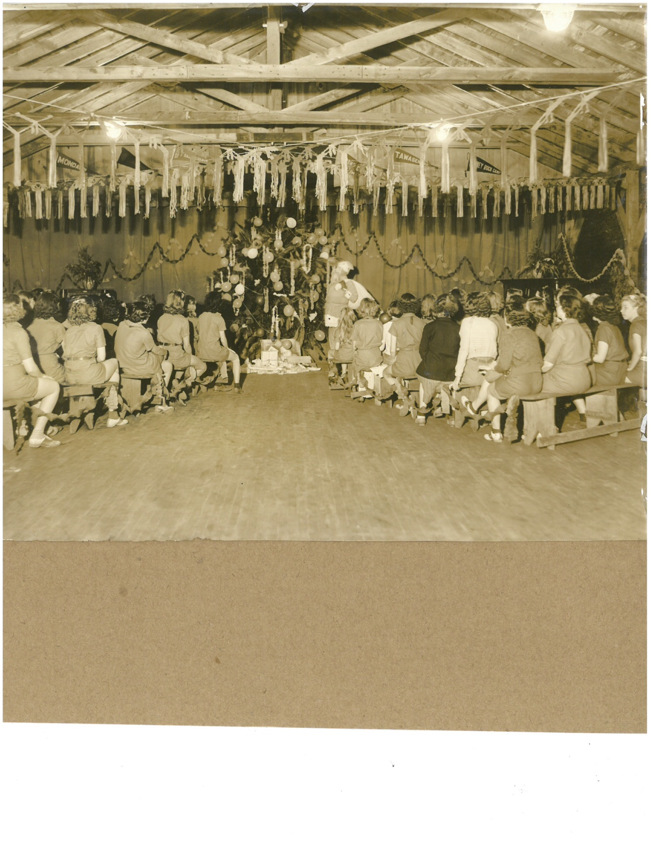 Christmas in July Started at This Girls' Summer Camp in 1935