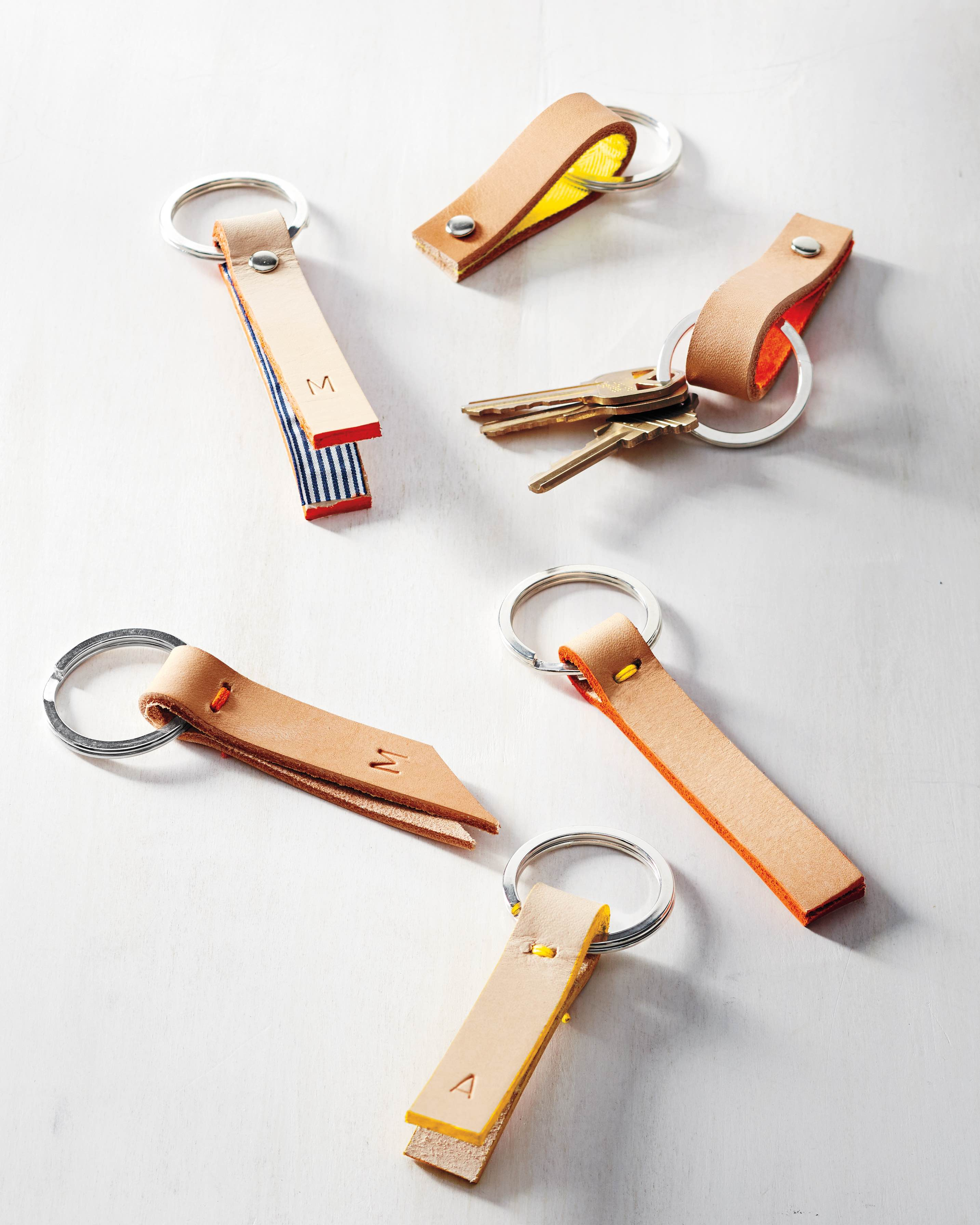 7 DIY Keychains That You Can Personalize for Friends, Family