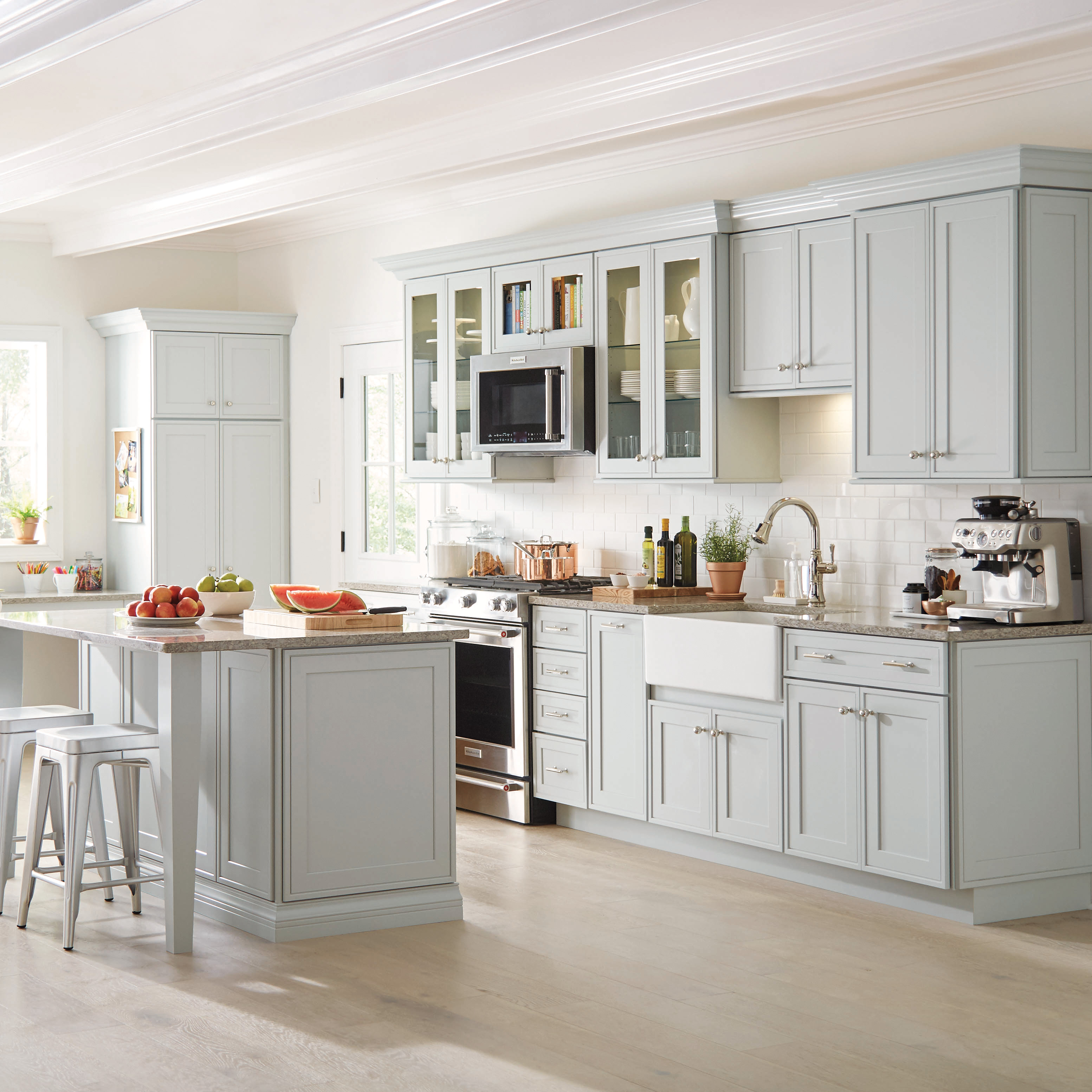 These Martha Approved Cabinets Will Make Your Kitchen More Efficient Martha Stewart