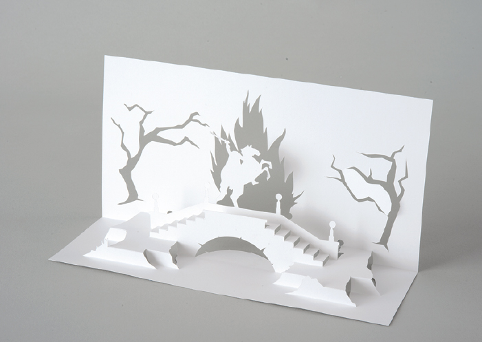 Horrorgami 101: How to Master the Art of Kirigami — for Halloween!