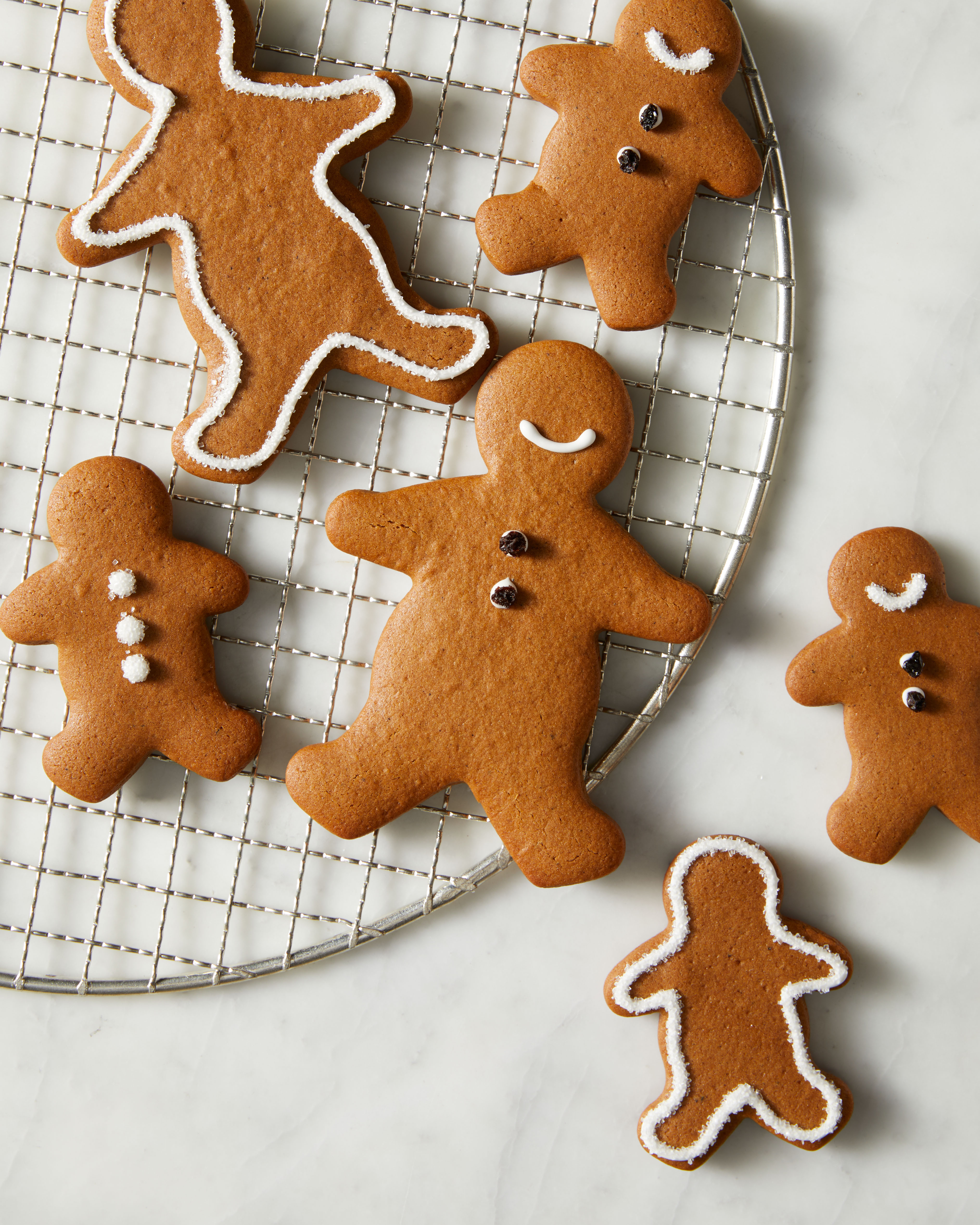 The (Not Always) Sweet Holiday History of Gingerbread