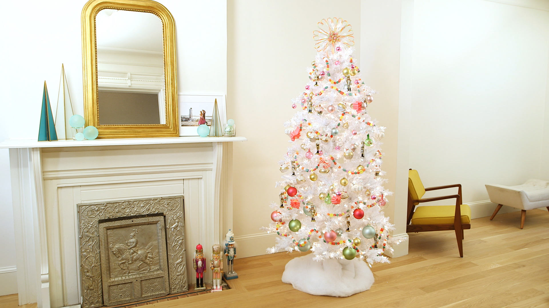 Our Nutcracker-Inspired  Land of Sweets  is the Christmas Tree of Your Dreams