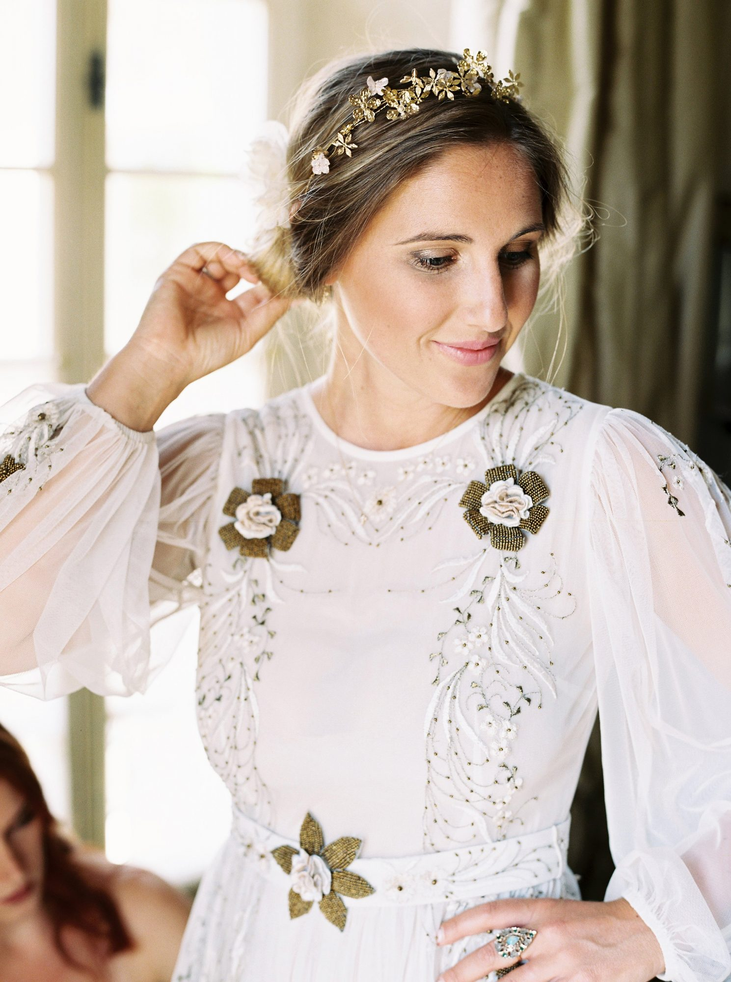 Every Bride-to-Be Should Try This Simple Beauty Routine for