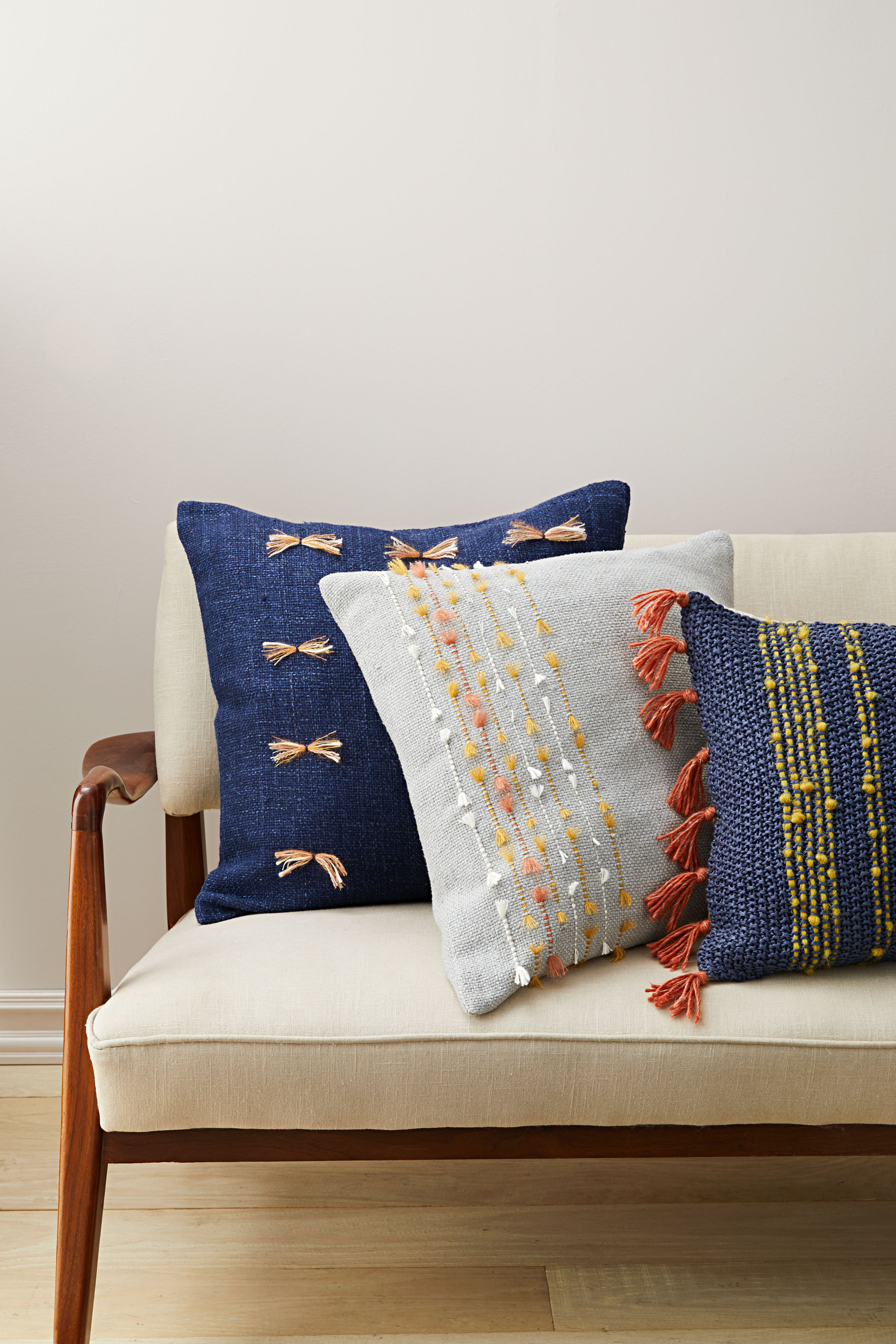 26 Pillow Projects That Are Perfectly Cozy And Comfortable Martha Stewart