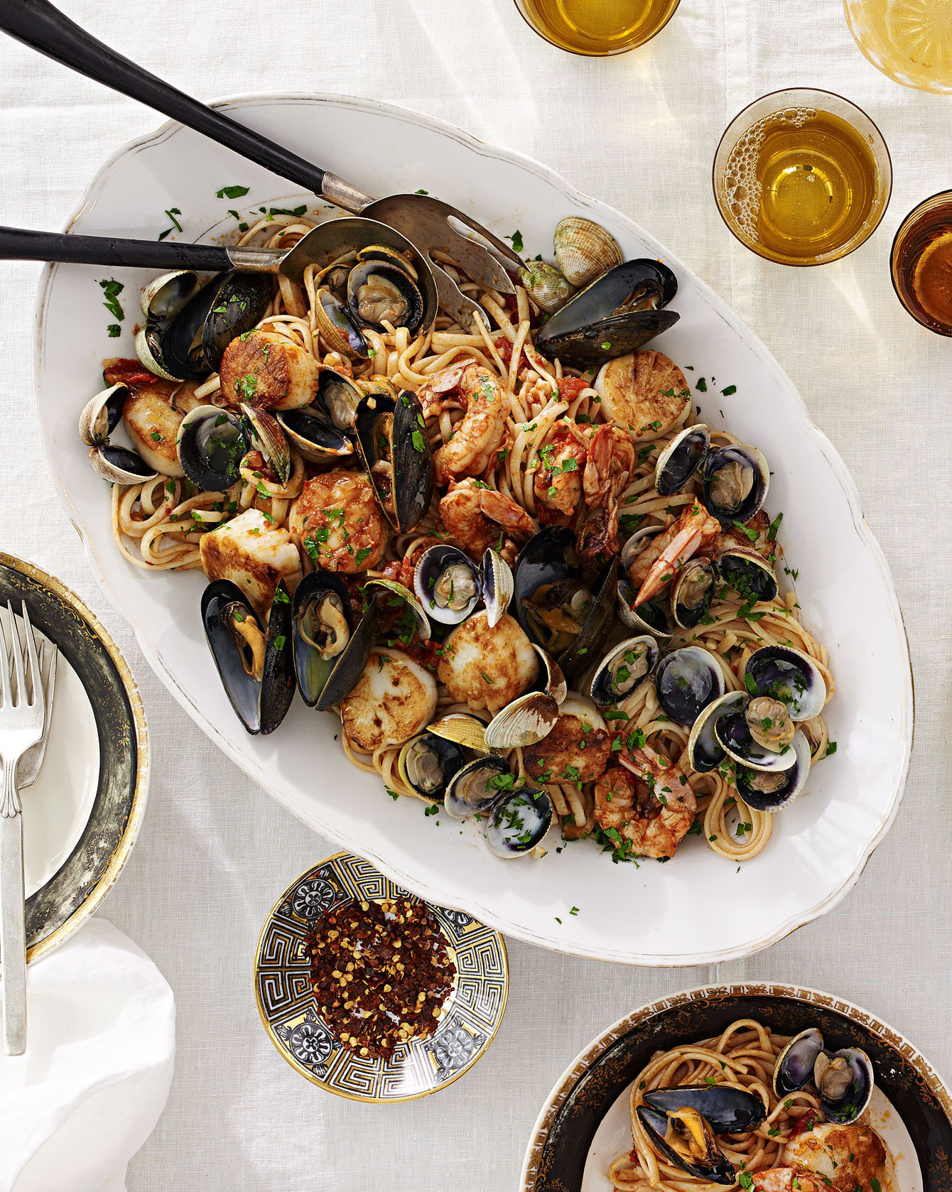 Christmas Eve Menu: Our Easy Take on the Feast of the Seven Fishes