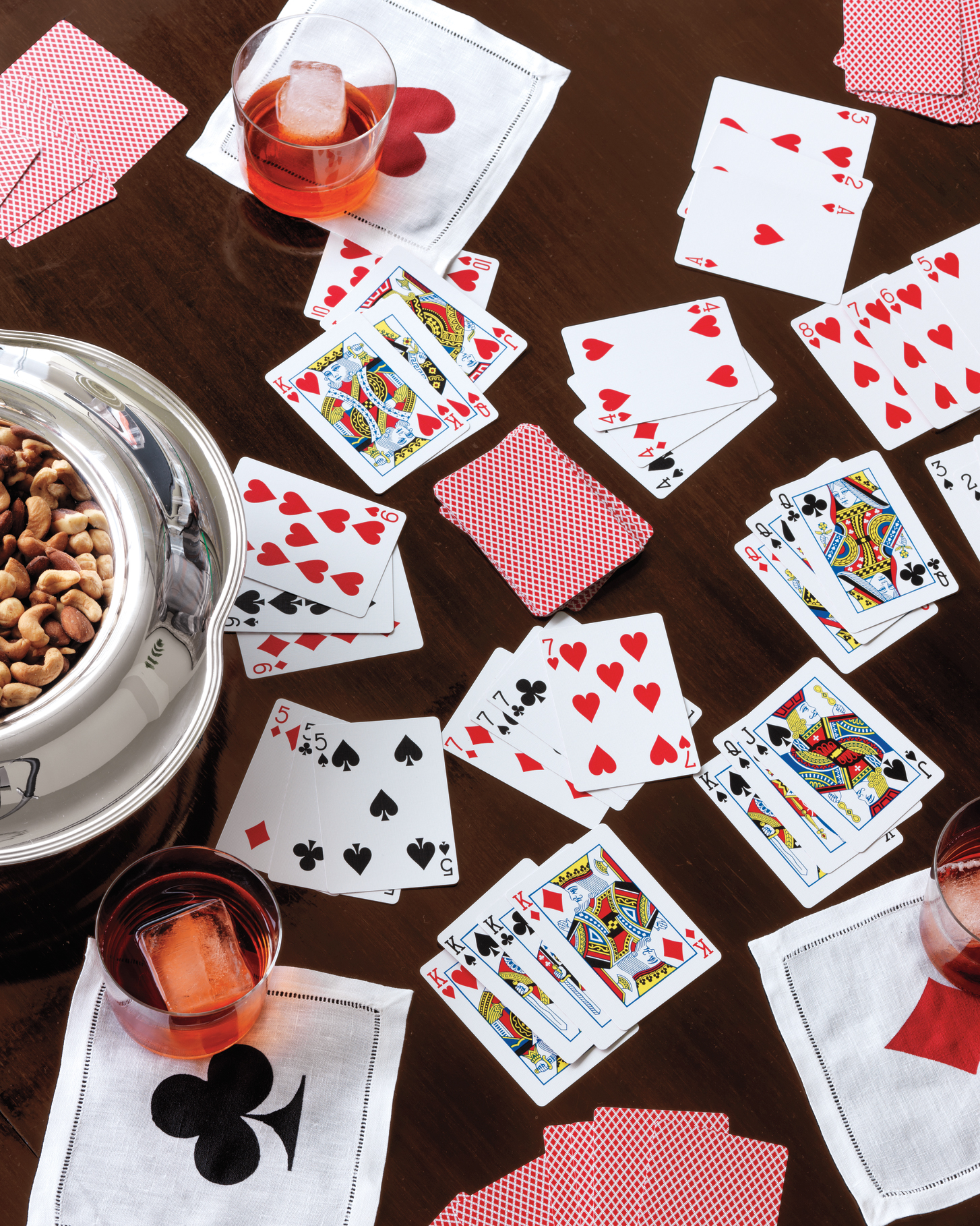 host a casino party at home