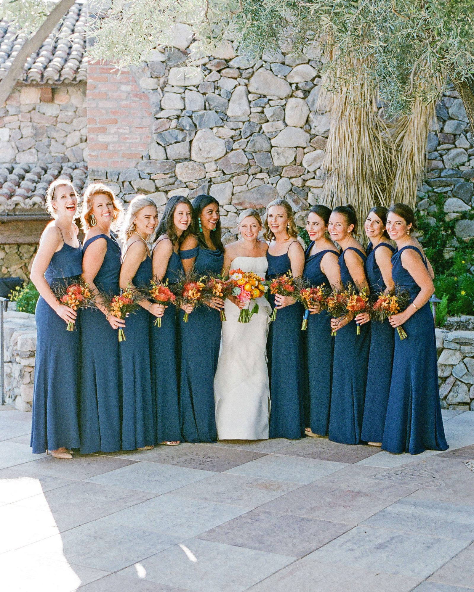 7 Tips To Make Shopping For Bridesmaids Dresses A Stress Free Experience Martha Stewart,Summer Elegant African Wedding Guest Dresses