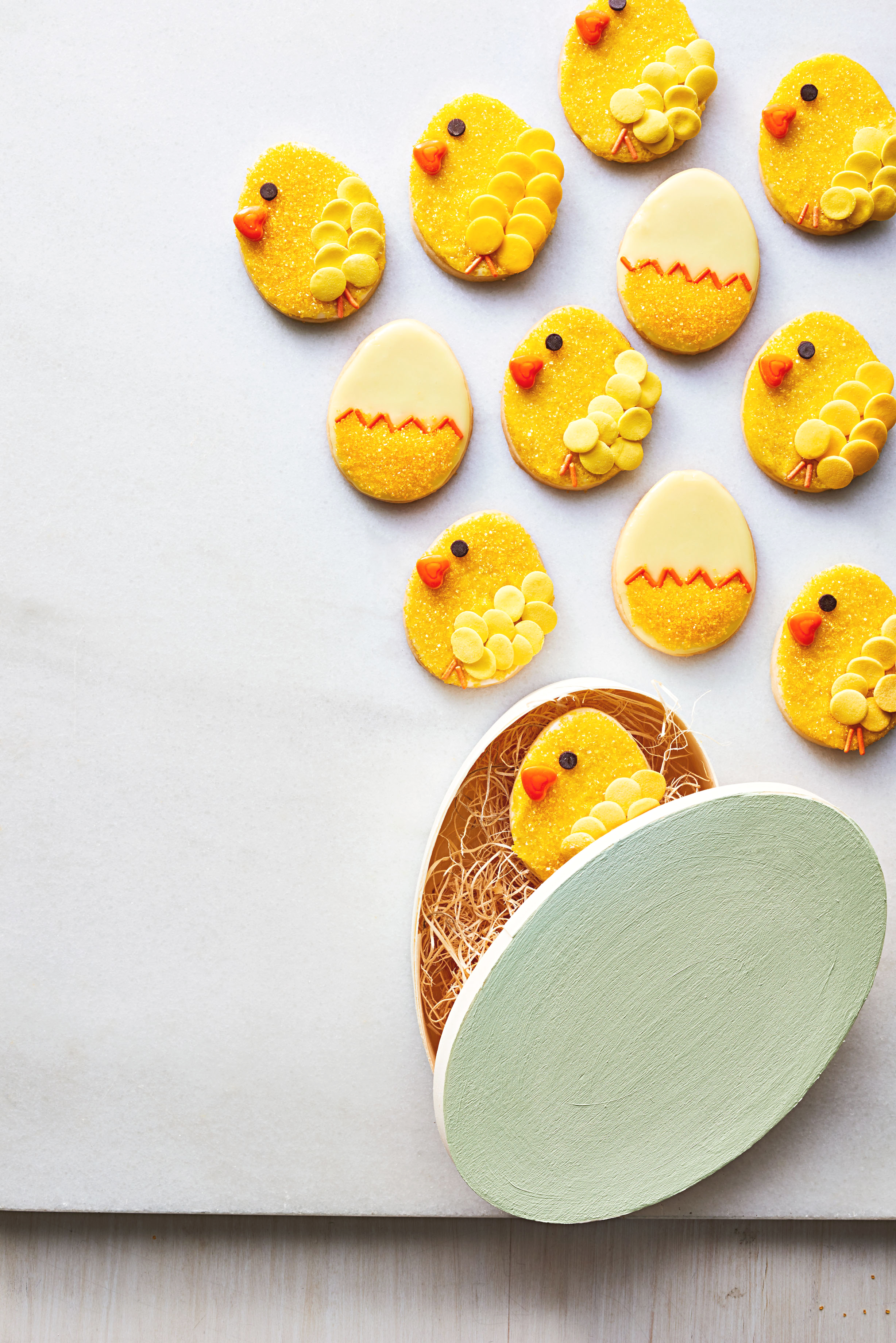 A Kid-Friendly Easter Brunch Menu That's Colorful, Cute, and Cheesy Too