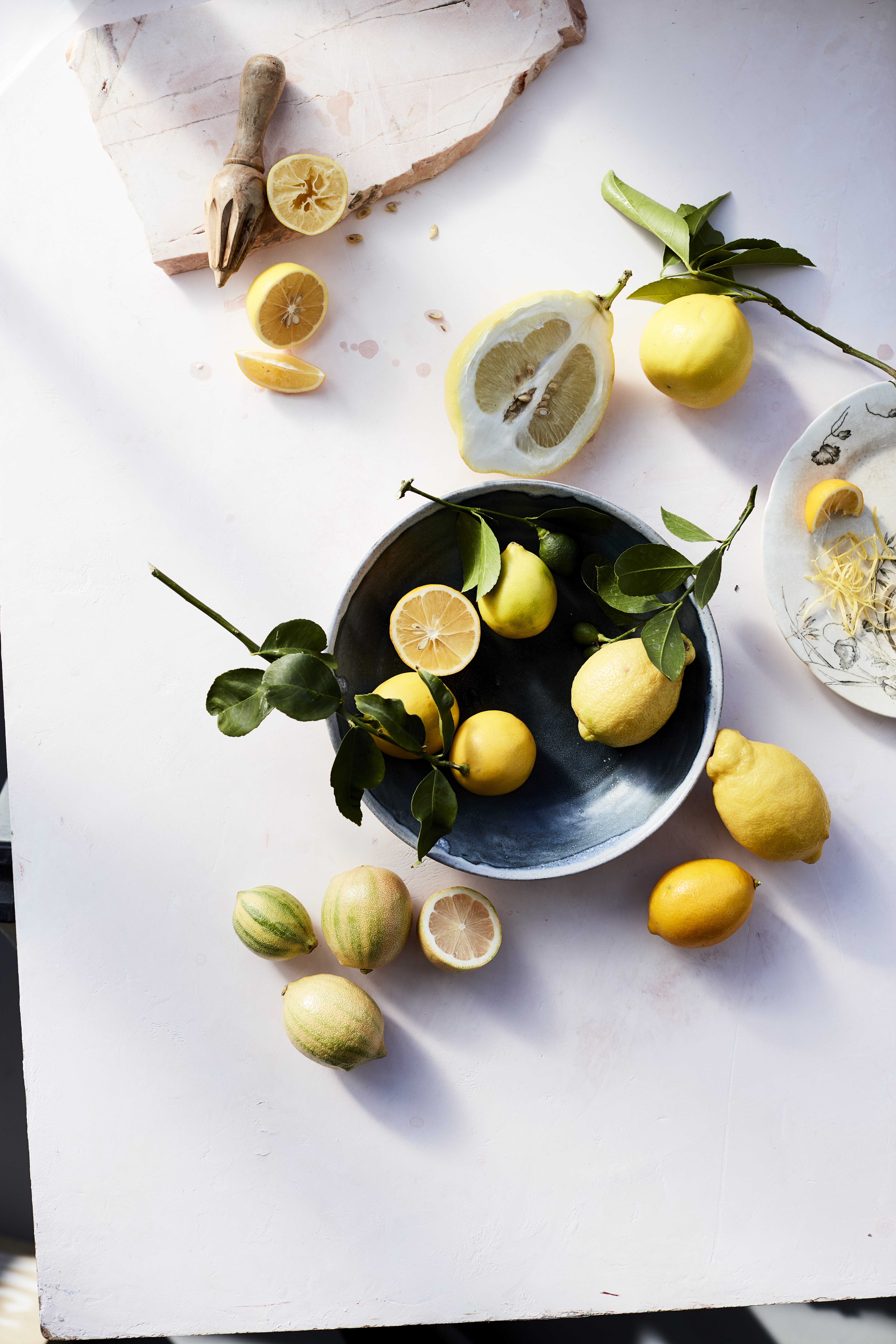 Our Most Beautiful Lemon Recipes