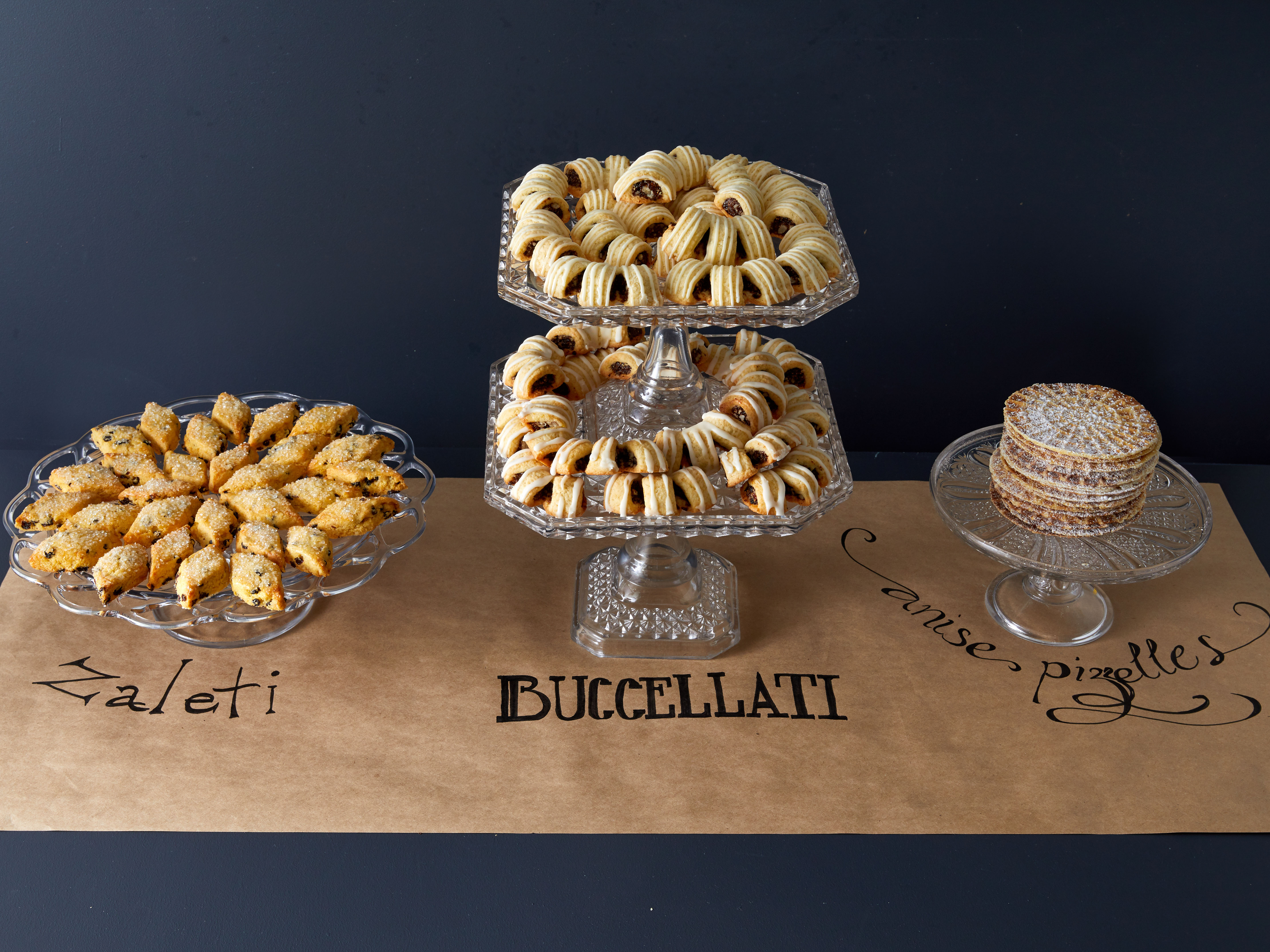 Get Inspired by Martha's Italian Cookie Bar