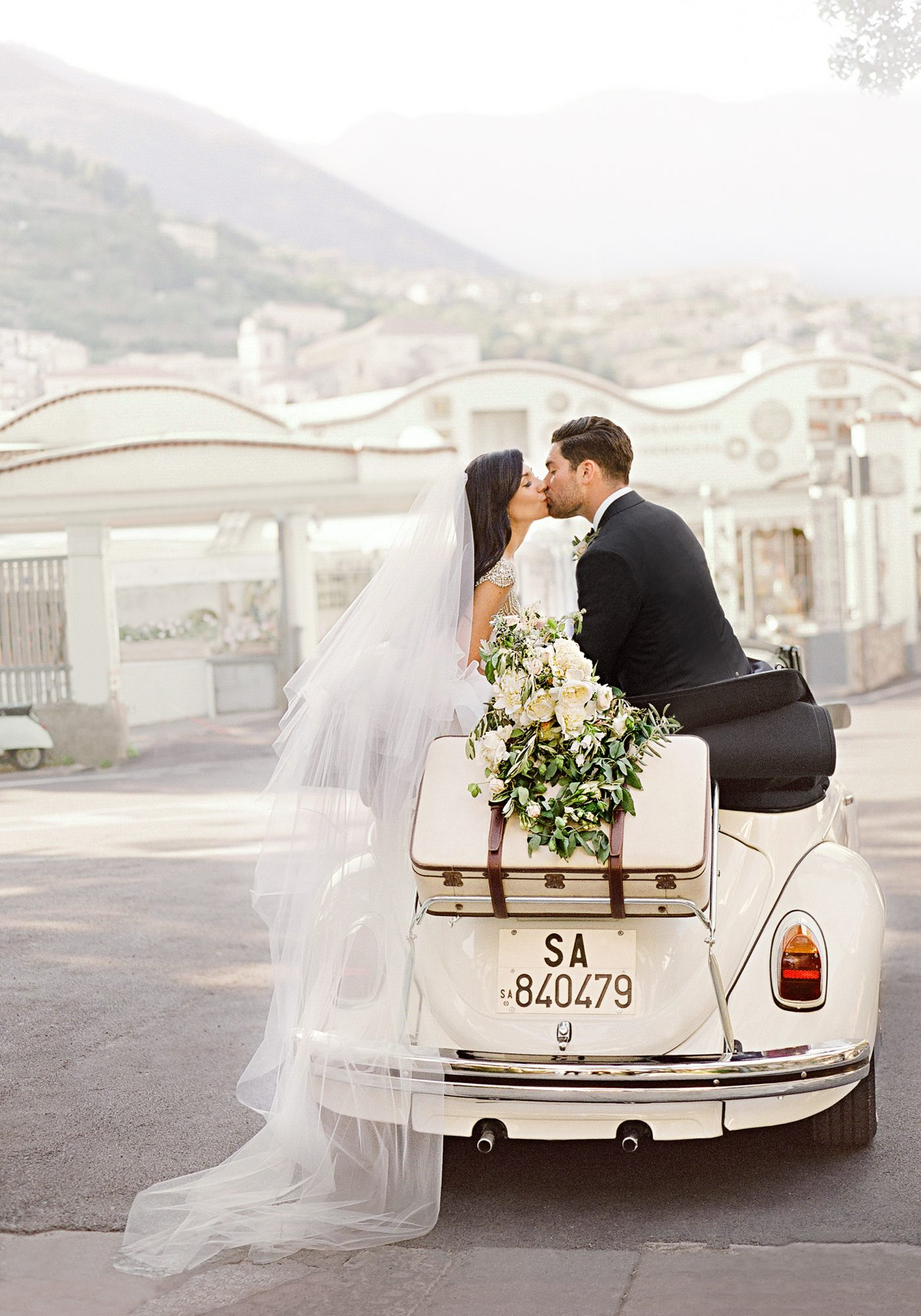 This Couple's Dreamy Italian Destination Wedding Could Have Been from a  Fairy Tale | Martha Stewart