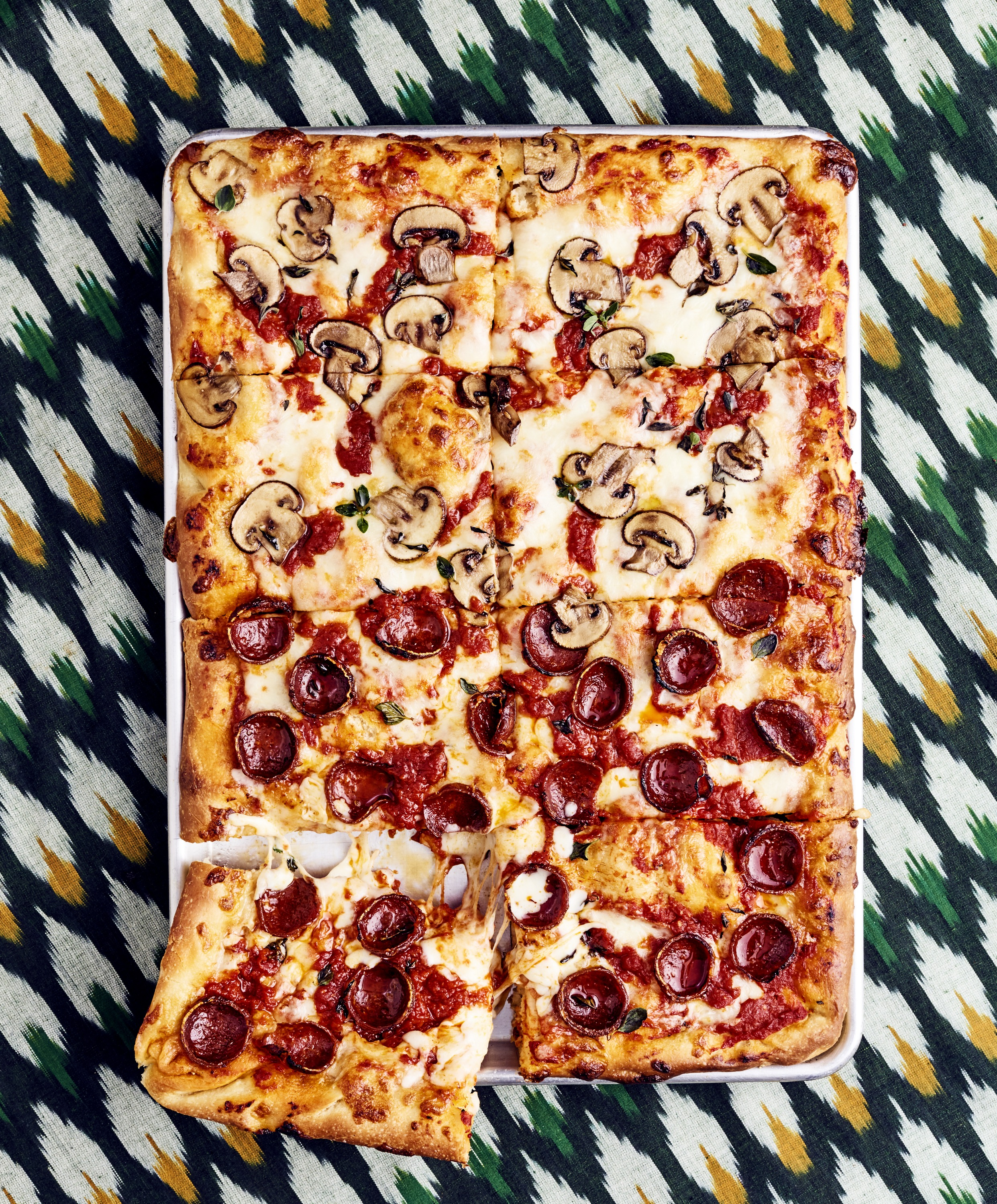 Make the Best Pizza from Scratch with Our Test Kitchen's Latest, Greatest Recipes