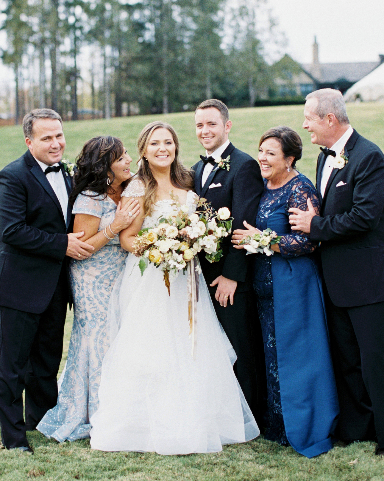 Foolproof Etiquette Tips For Introducing Your Parents And Future In Laws Martha Stewart,Plus Size Wedding Dress Designers Uk