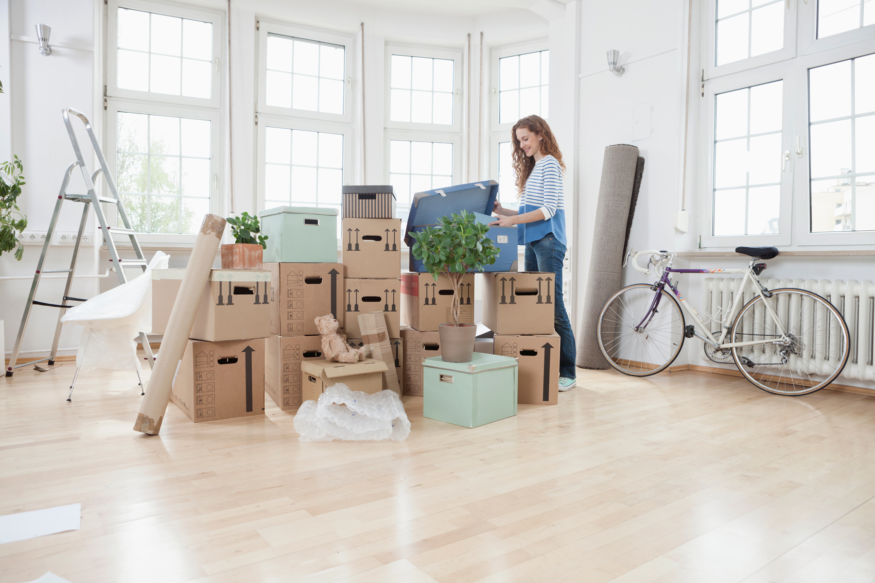 Four Eco-Friendly Ways to Pack for a Move