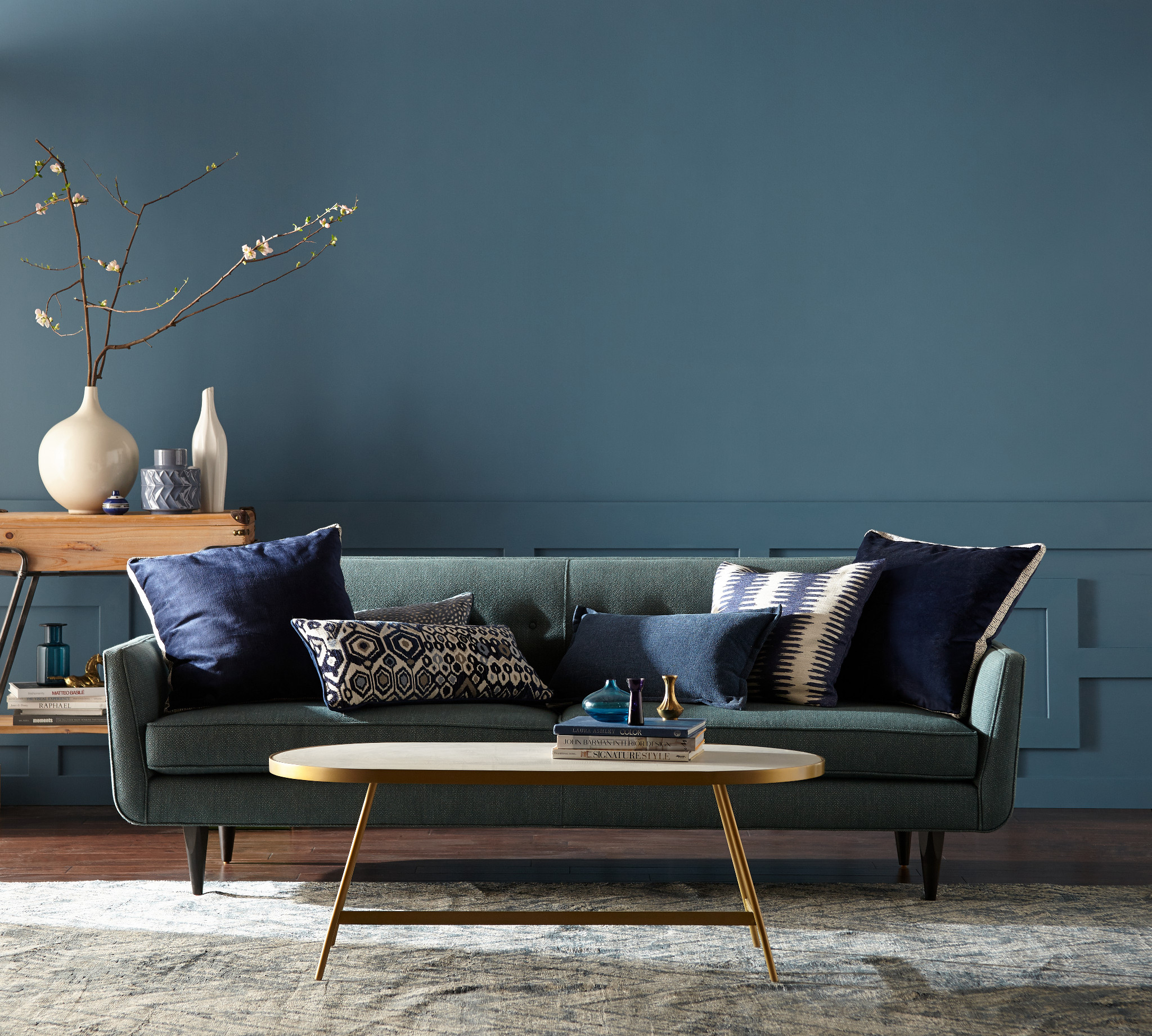 Behr's 2019 Color of The Year is Perfect For Just About Every Room In Your House