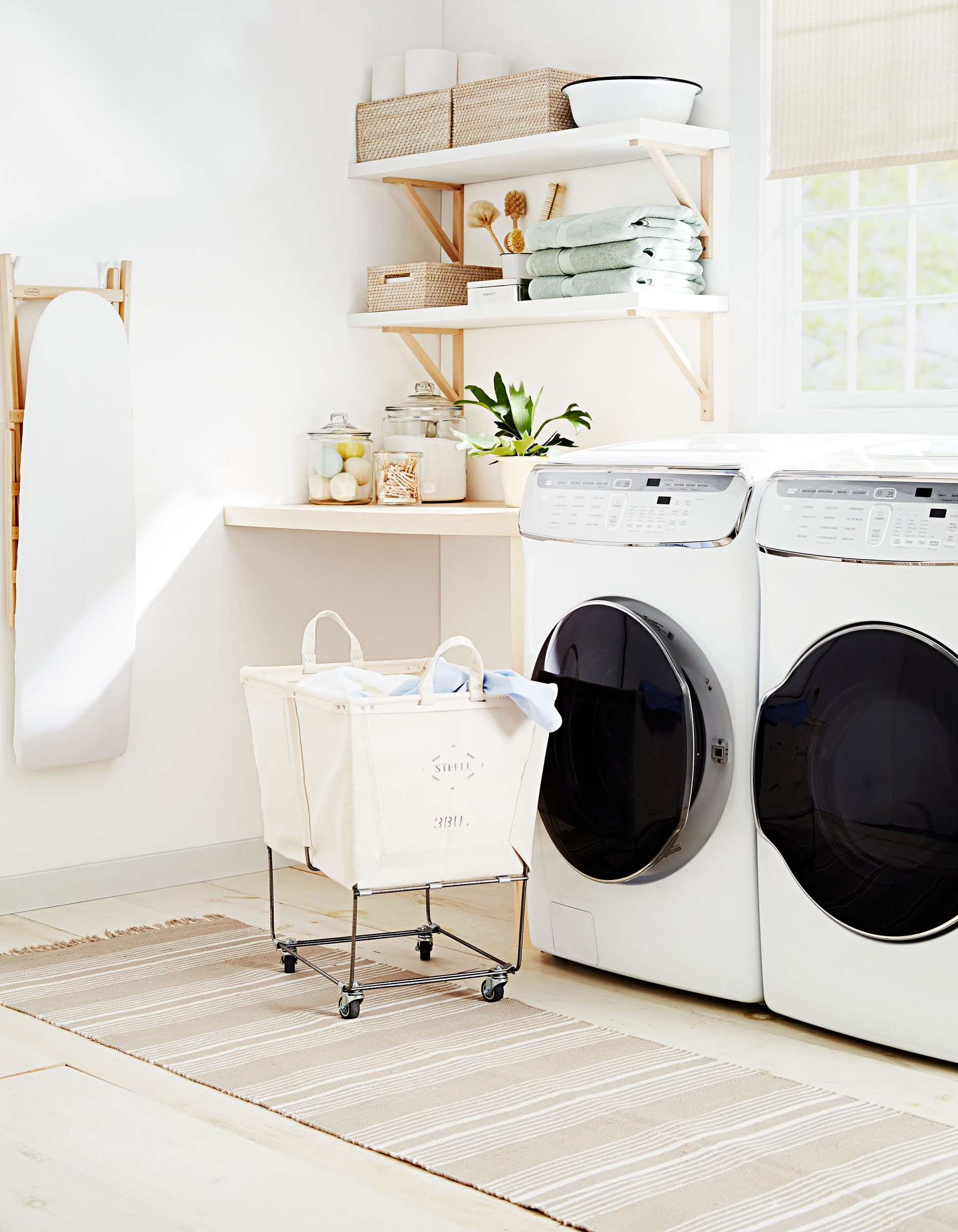 The Essentials for an Efficient Laundry Room  Martha Stewart