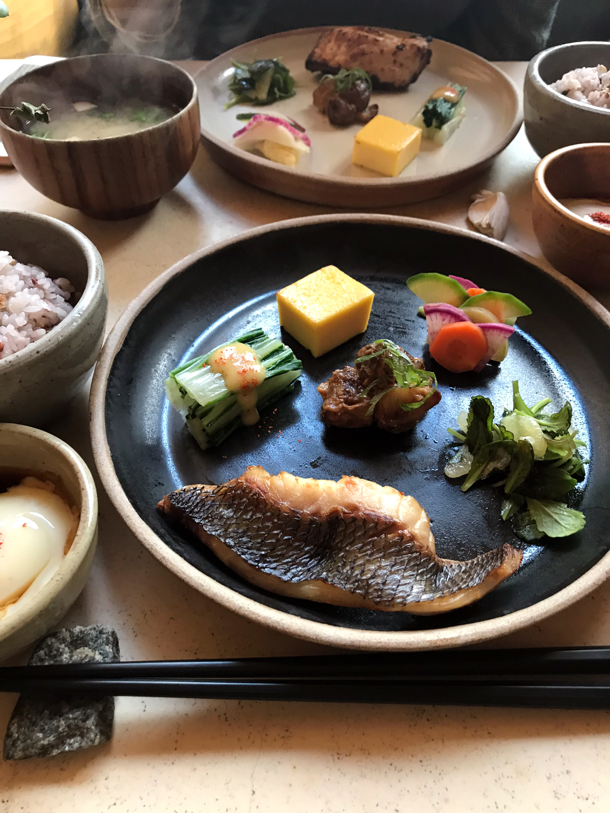 Why a Japanese Breakfast Is the Test Kitchen's Favorite Way to Start the Day