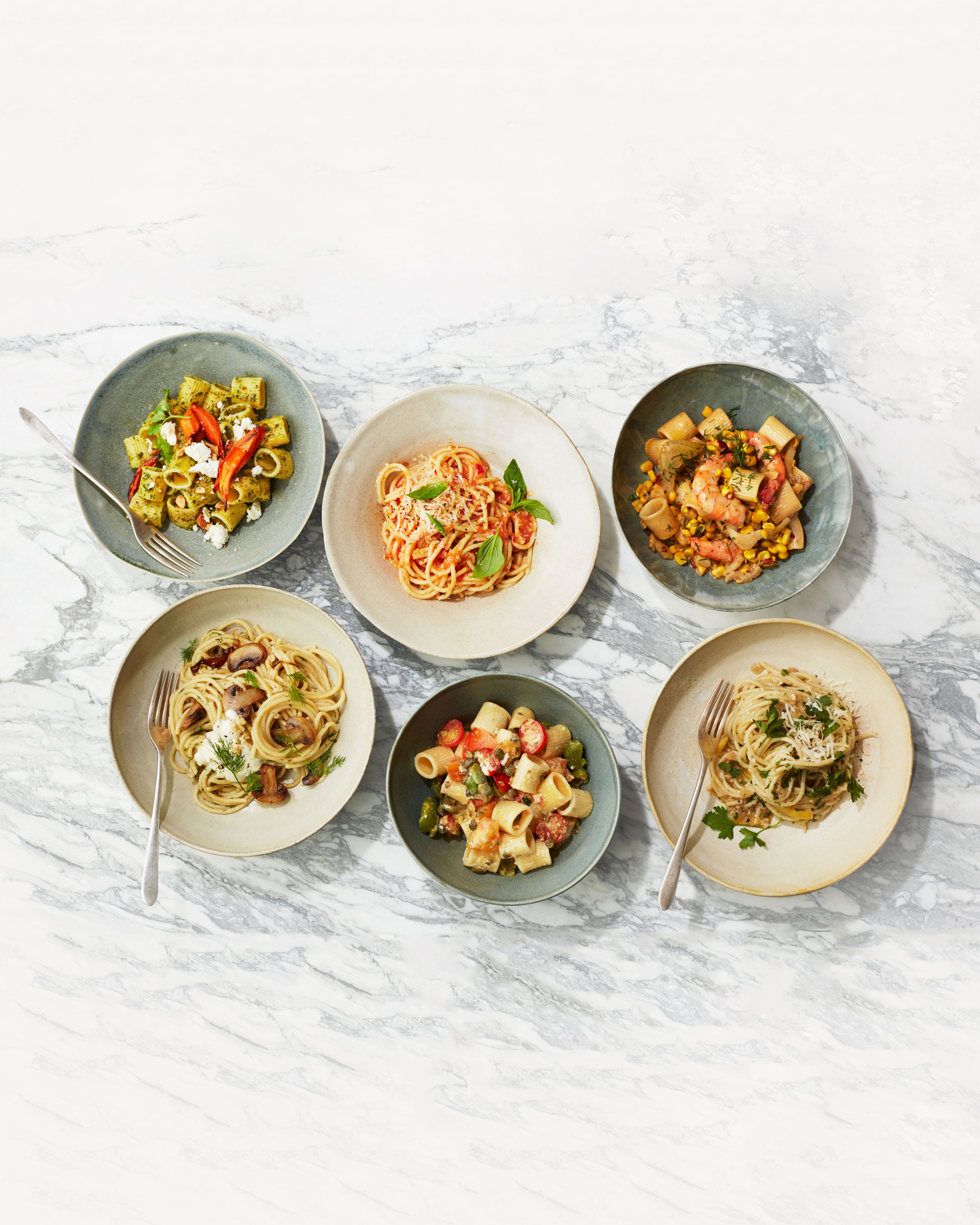 6 Weeknight Pasta Recipes That You Can Make in 30 Minutes