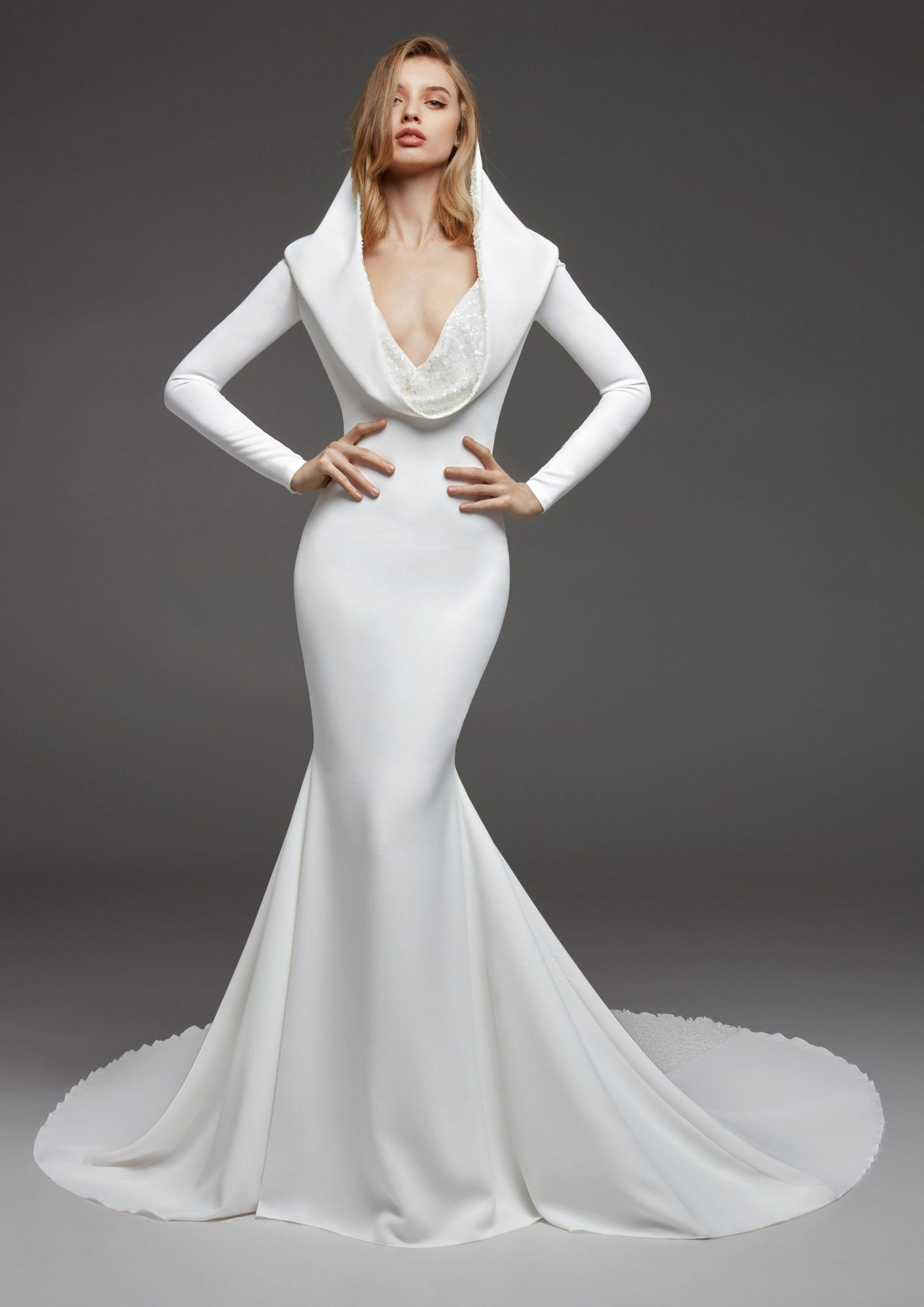 Pronovias Fall 2019 Wedding Dress Collection Martha Stewart