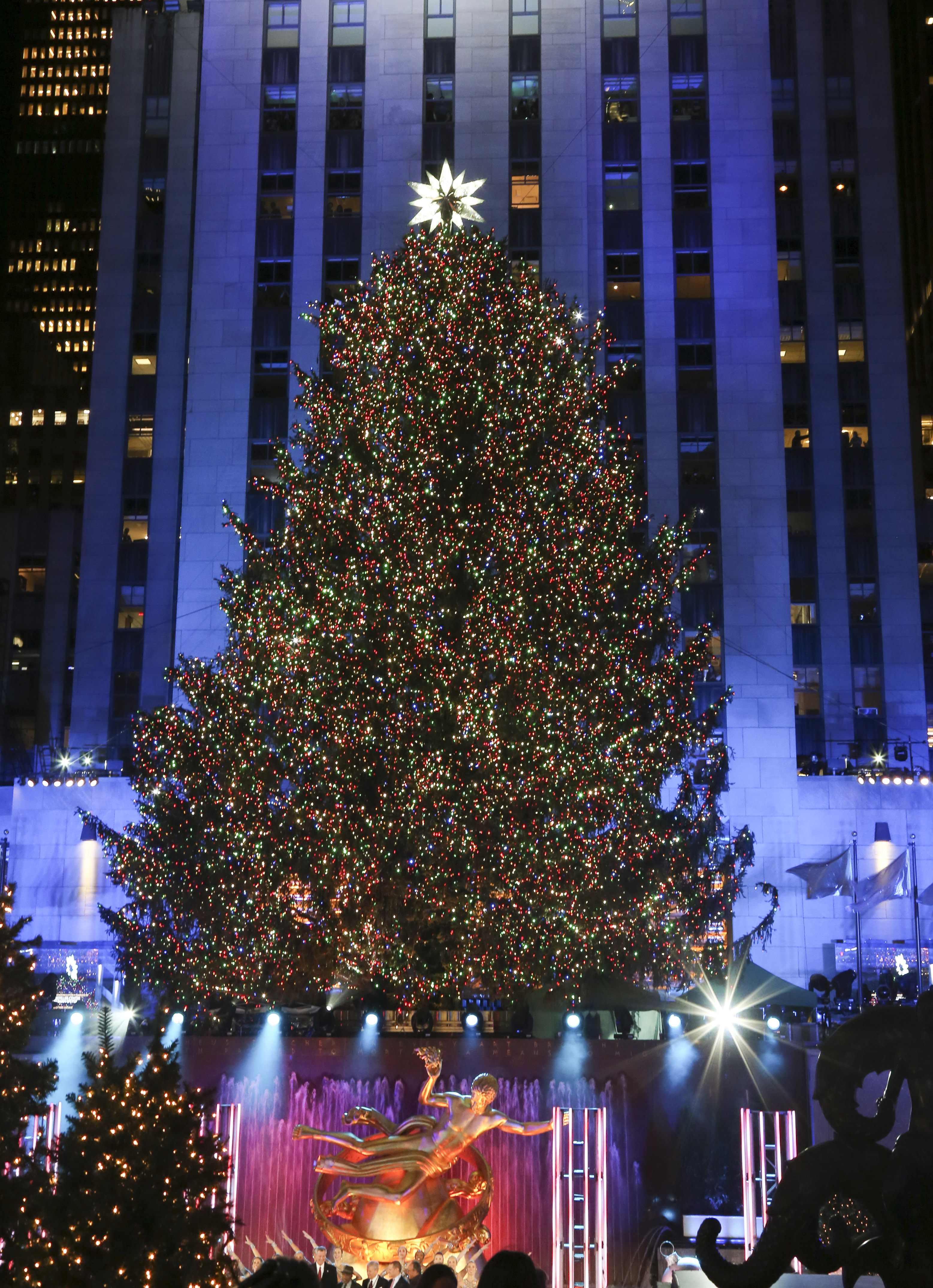 It's Here! Rockefeller Center's Christmas Tree is Officially Chosen for 2018