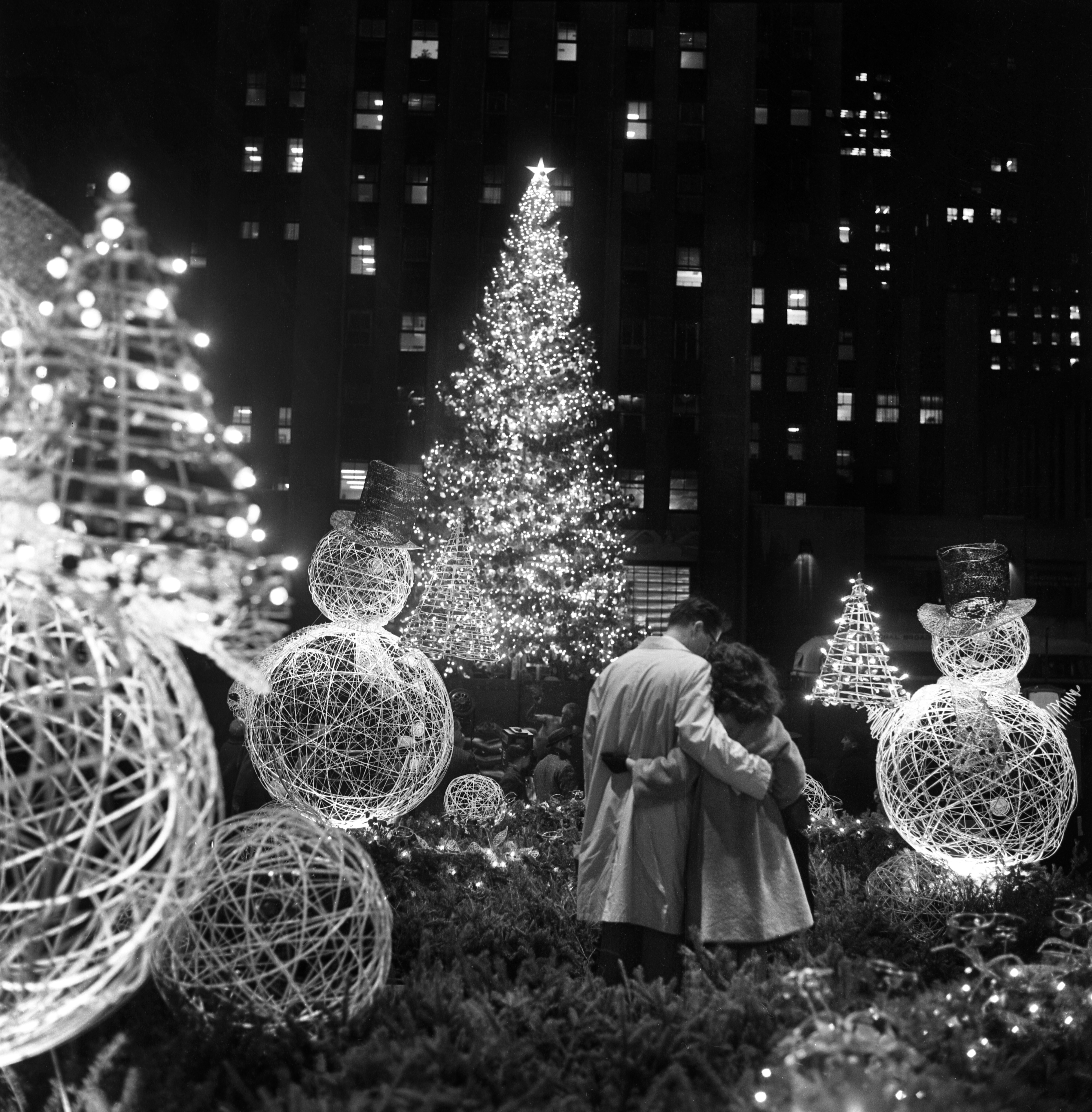 The Rockefeller Center Christmas Tree Through the Years