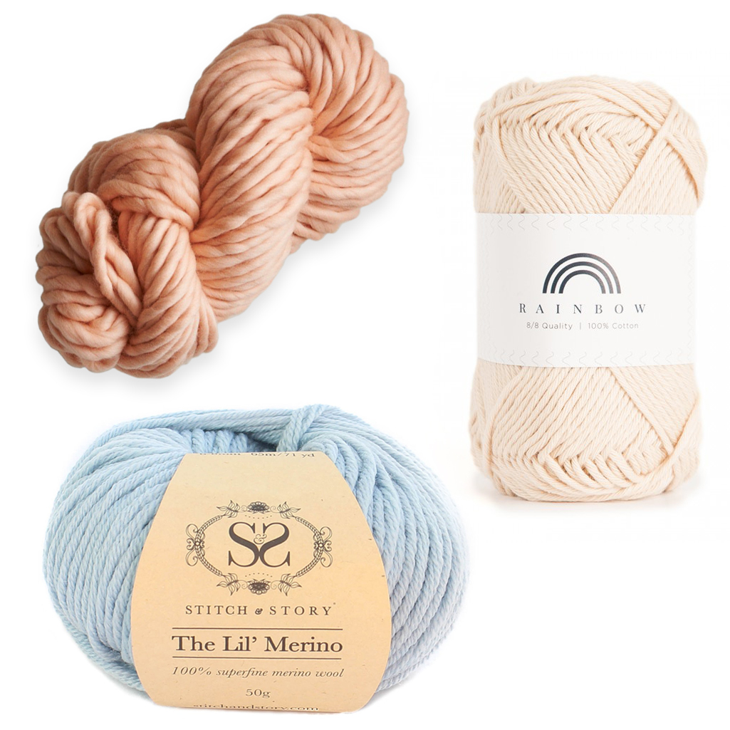 What Are the Differences Between Hanks, Skeins, and Balls of Yarn?
