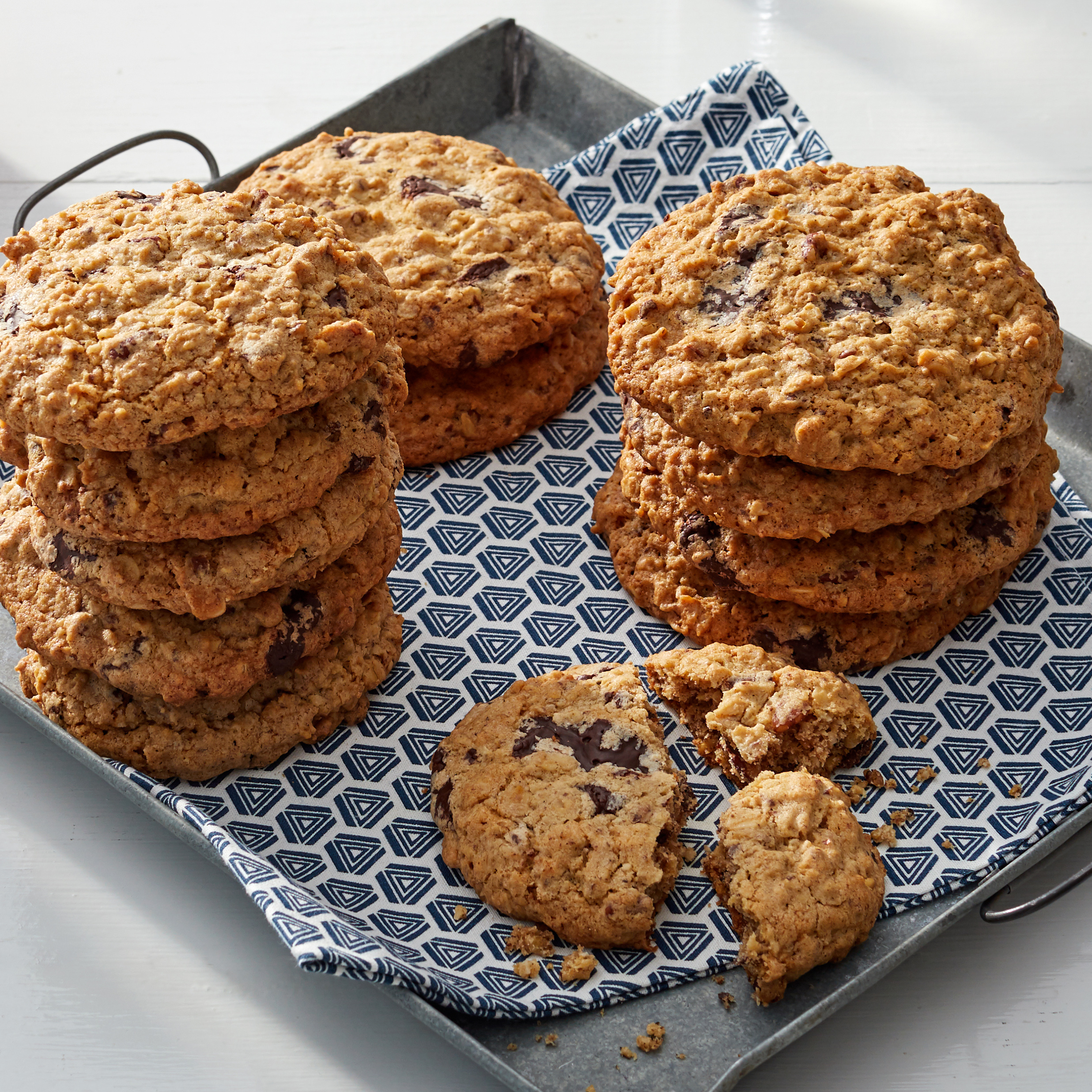 Martha's Supersized Cowboy Cookies Are Easy to Love