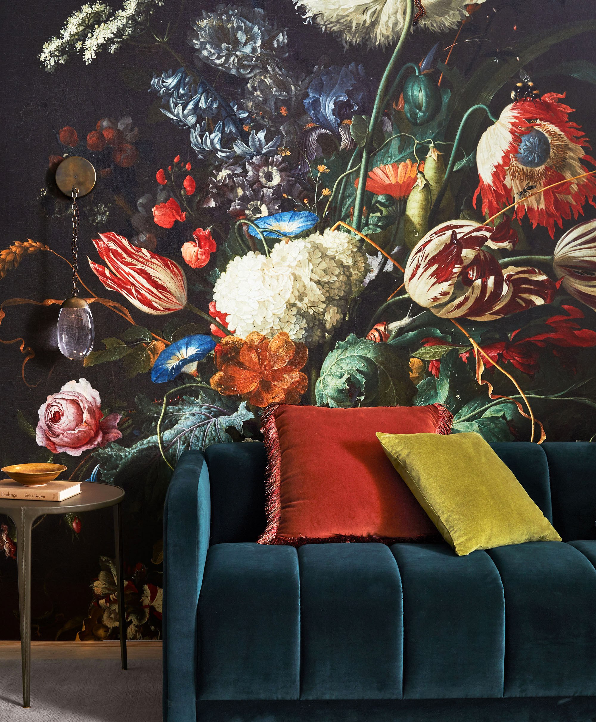 Statement Wall Murals Are One of the Biggest Décor Trends for 2019