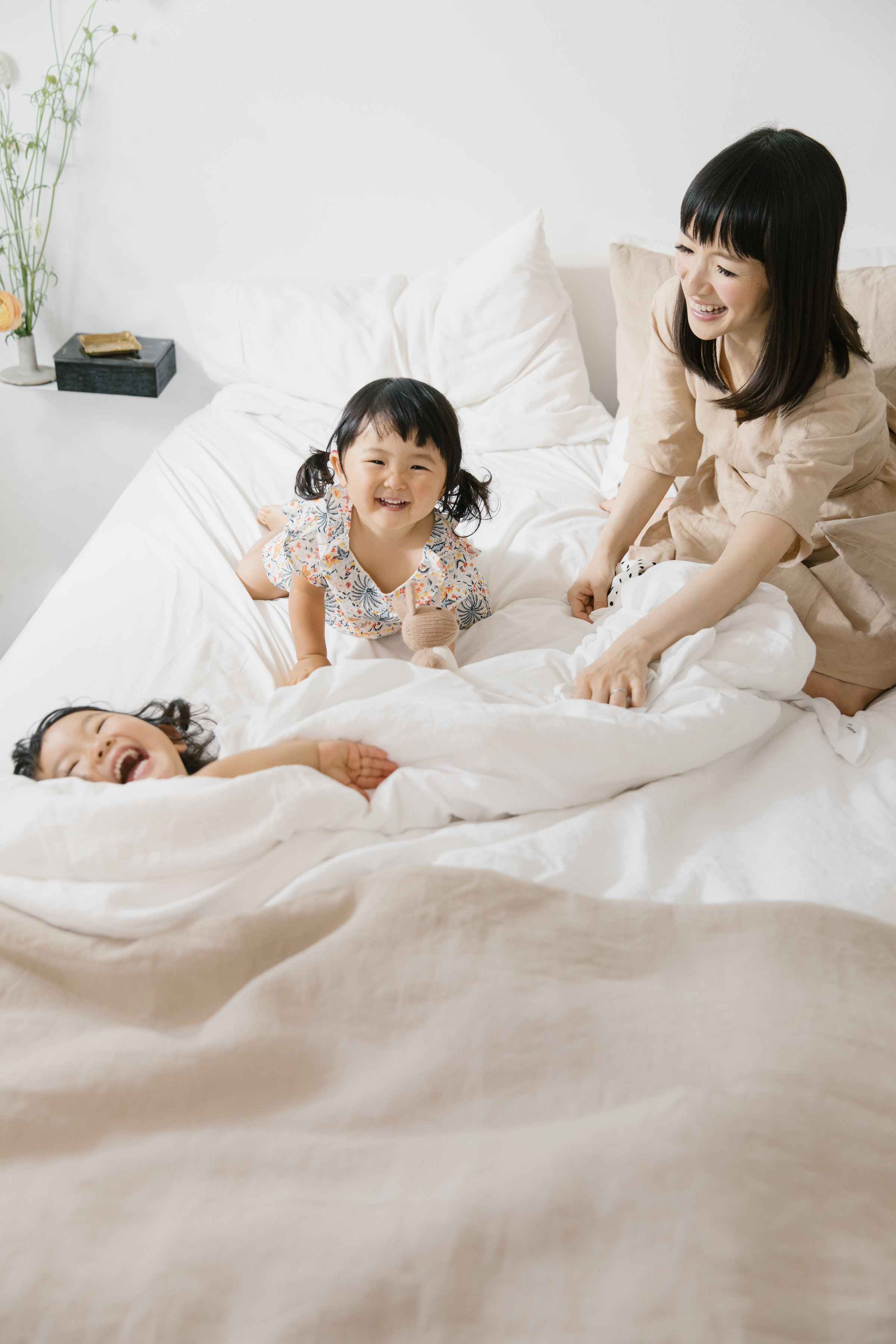 Marie Kondo on How to Get Kids Excited About Organization