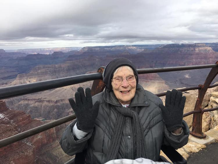 This 103-Year-Old Woman Proves You're Never Too Old to Become a National Park Junior Ranger