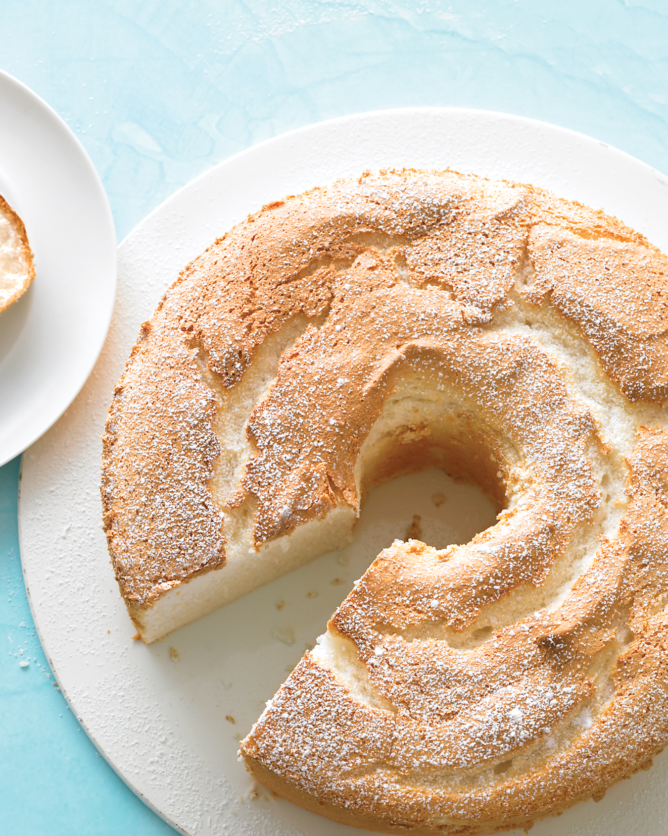 The History of the Angel Food Cake