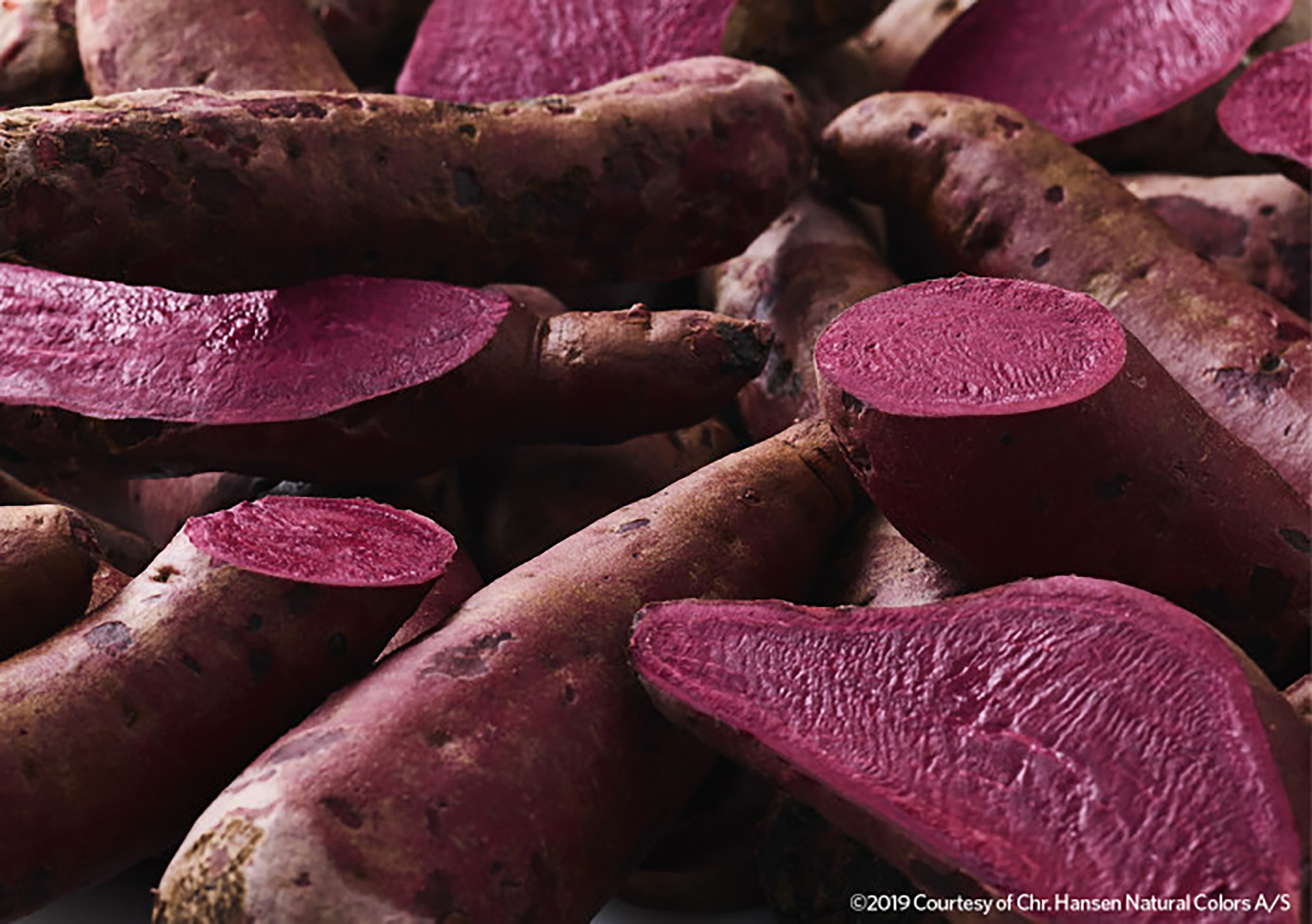 There's a Brand-New Sweet Potato Variety on the Market—And It's a Stunning Shade of Magenta