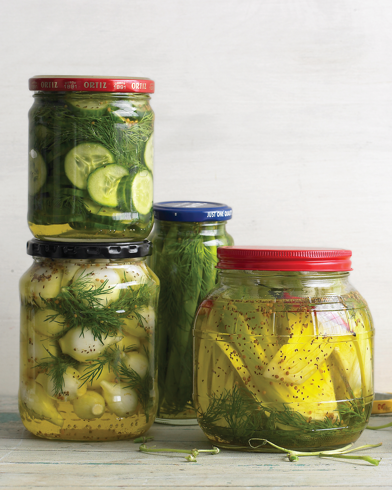 Pickling and Fermenting: The Lowdown on These Two Essential Techniques